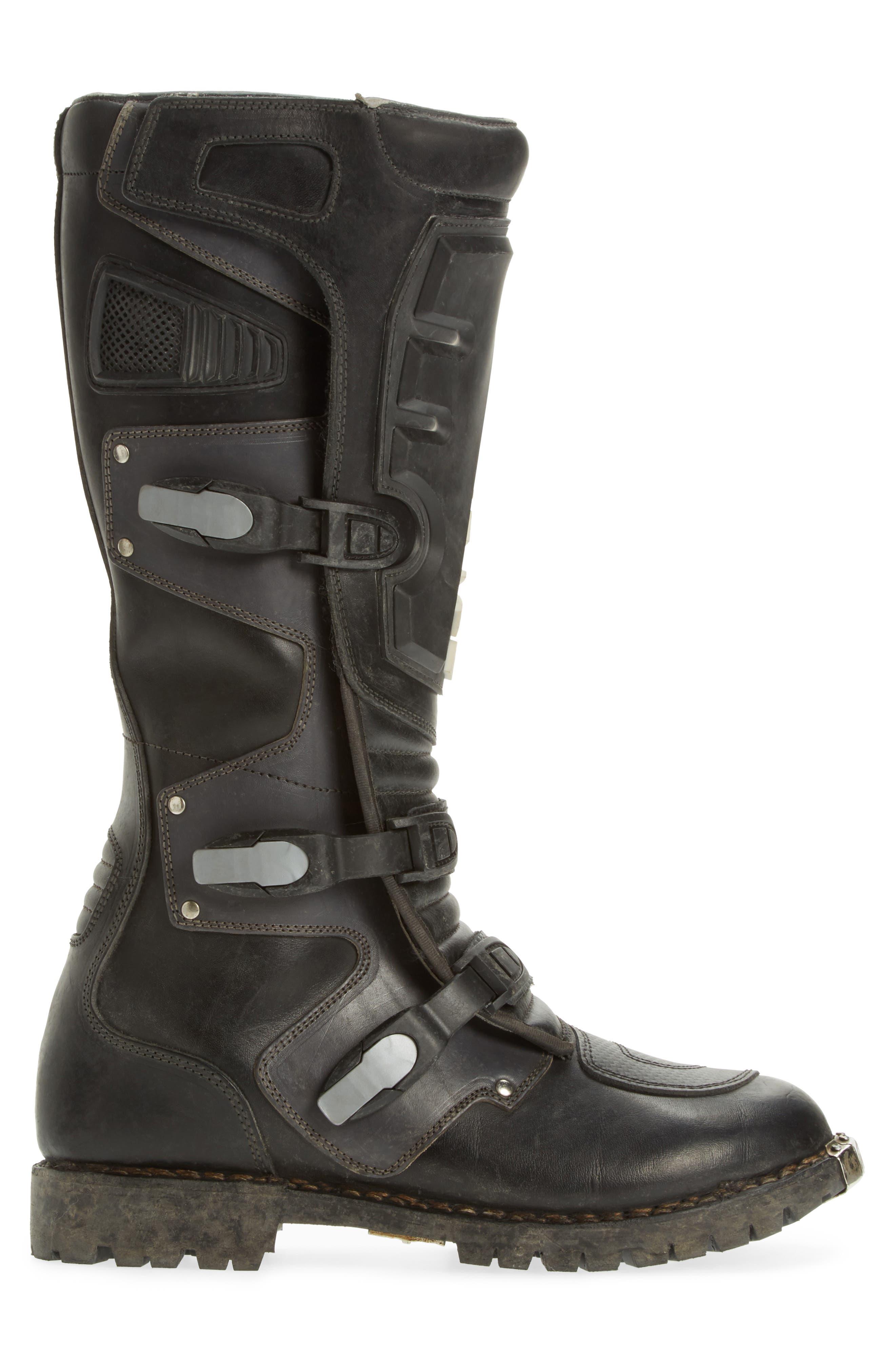 Alternate Image 3  - Balenciaga Moto Strapped Boot (Men)