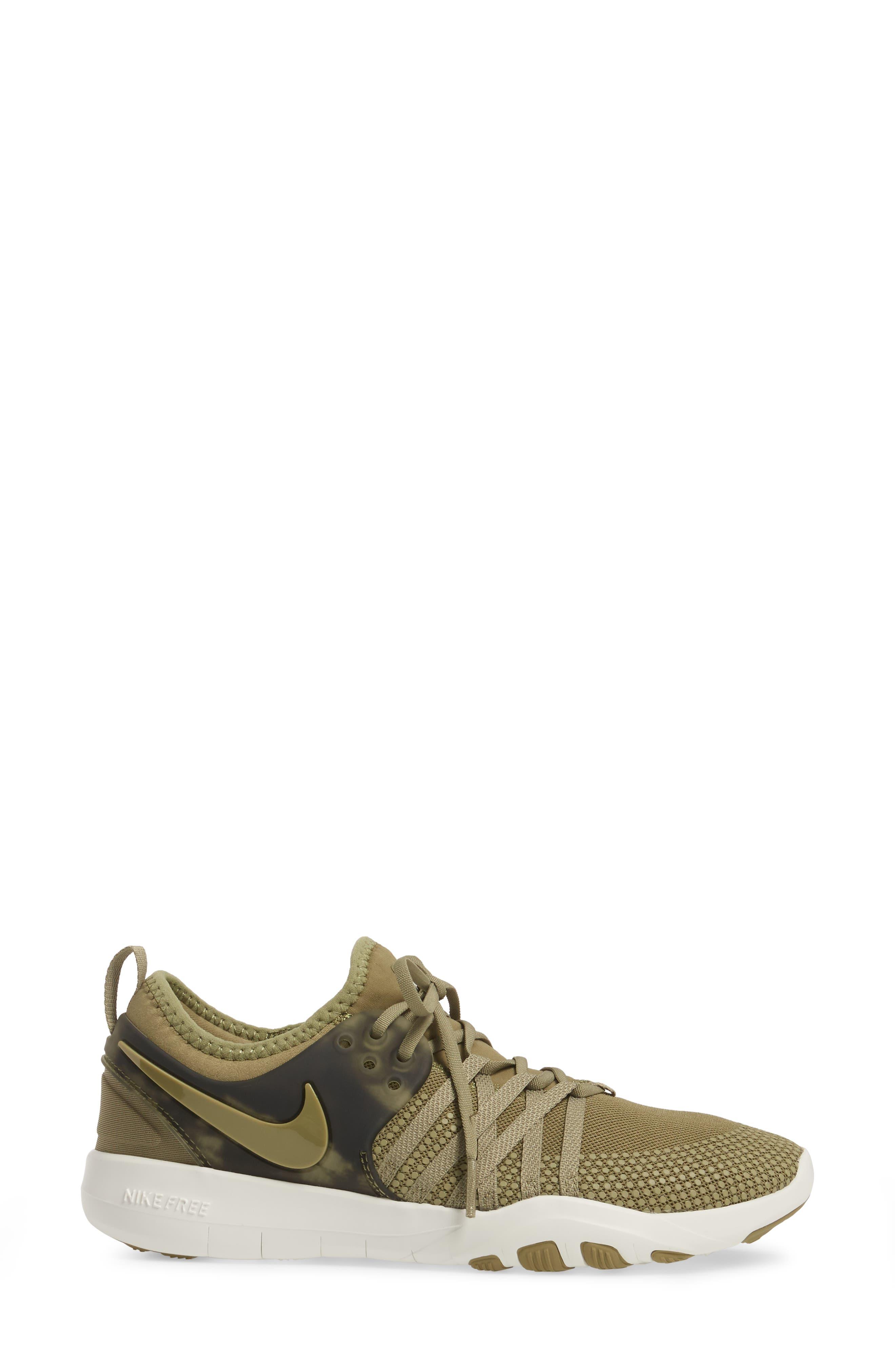 Alternate Image 3  - Nike Free TR7 Amp Training Shoe (Women)