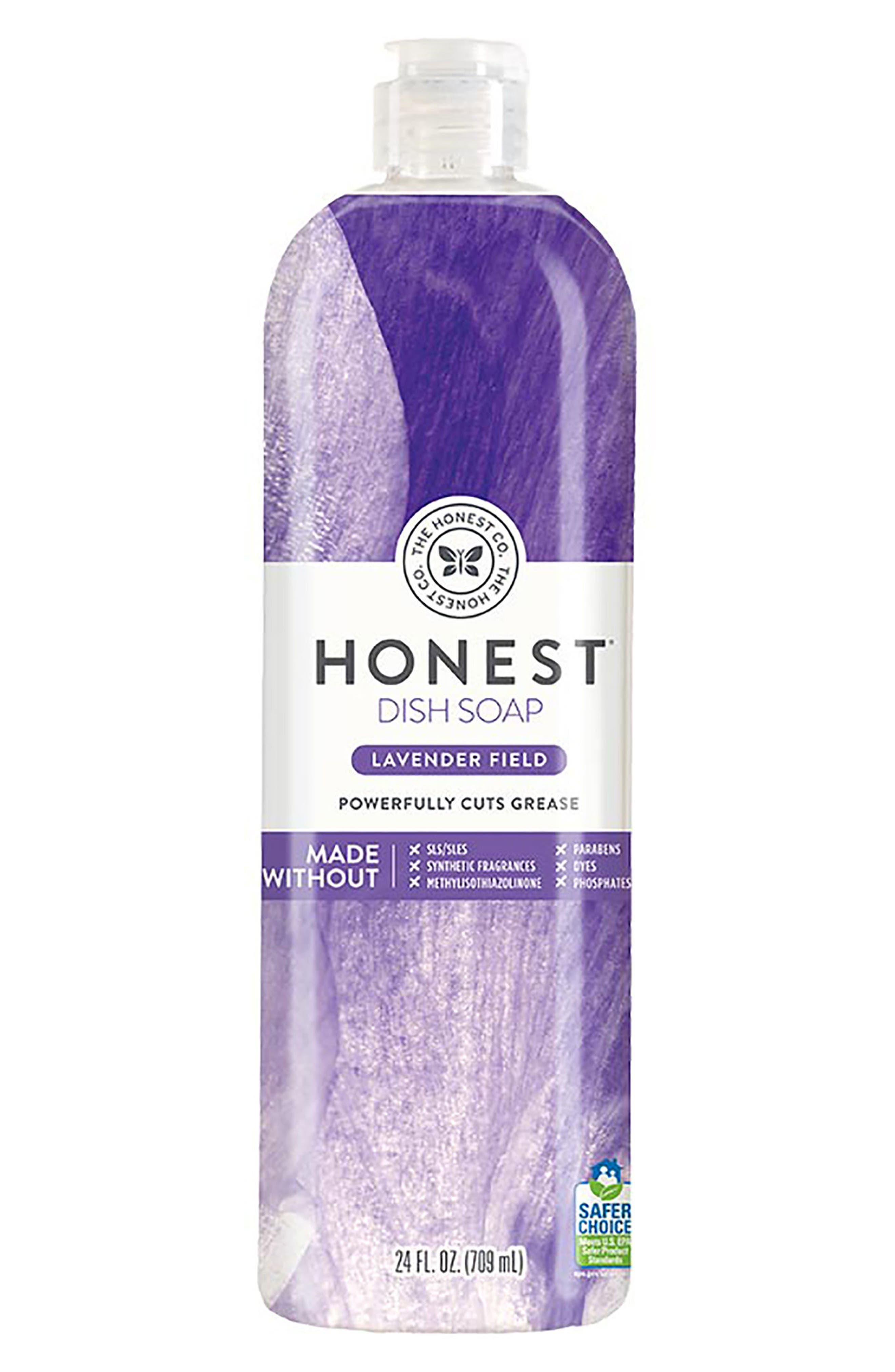 Alternate Image 1 Selected - The Honest Company Lavender Field Dish Soap