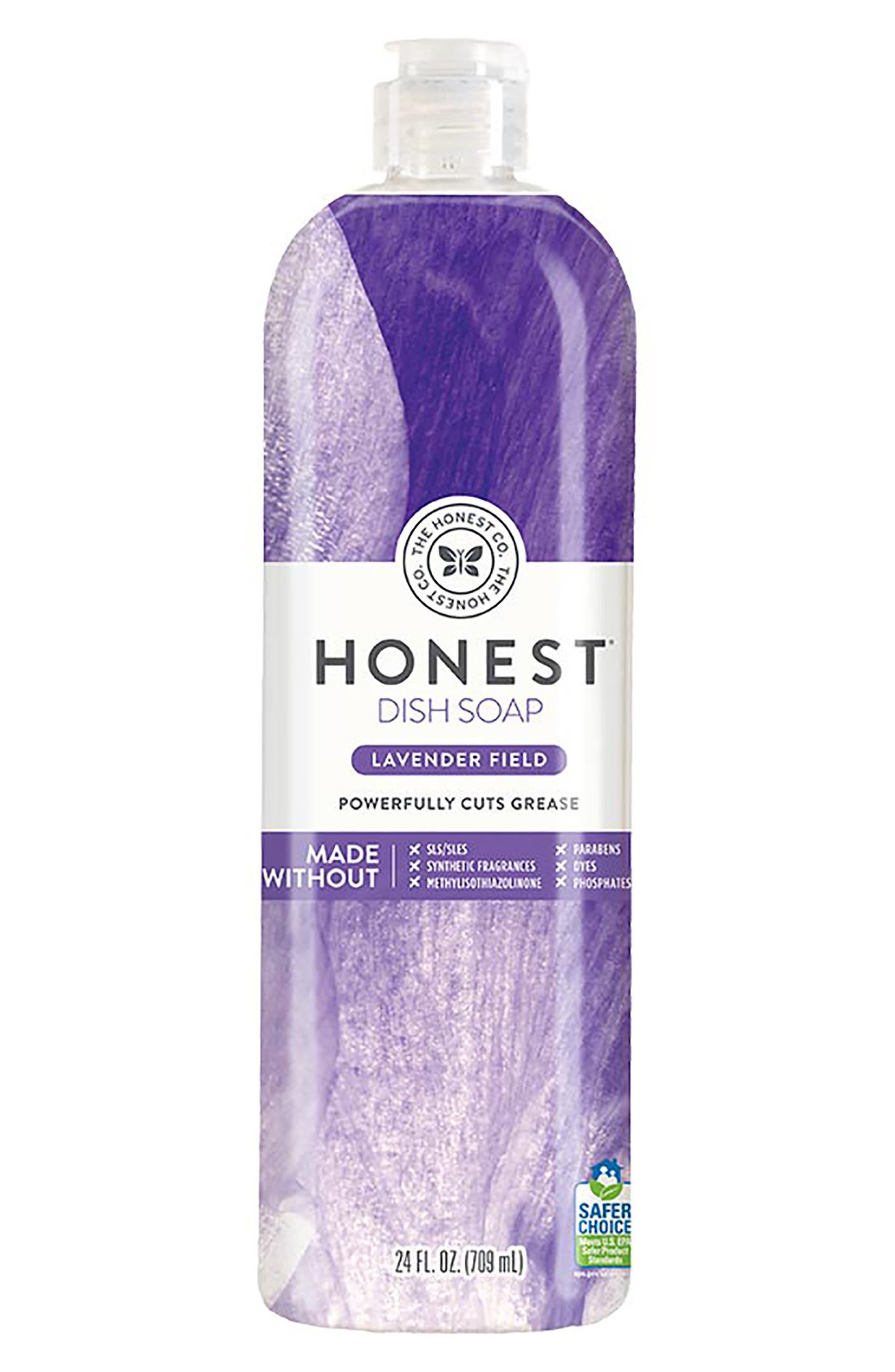 The Honest Company Lavender Field Dish Soap