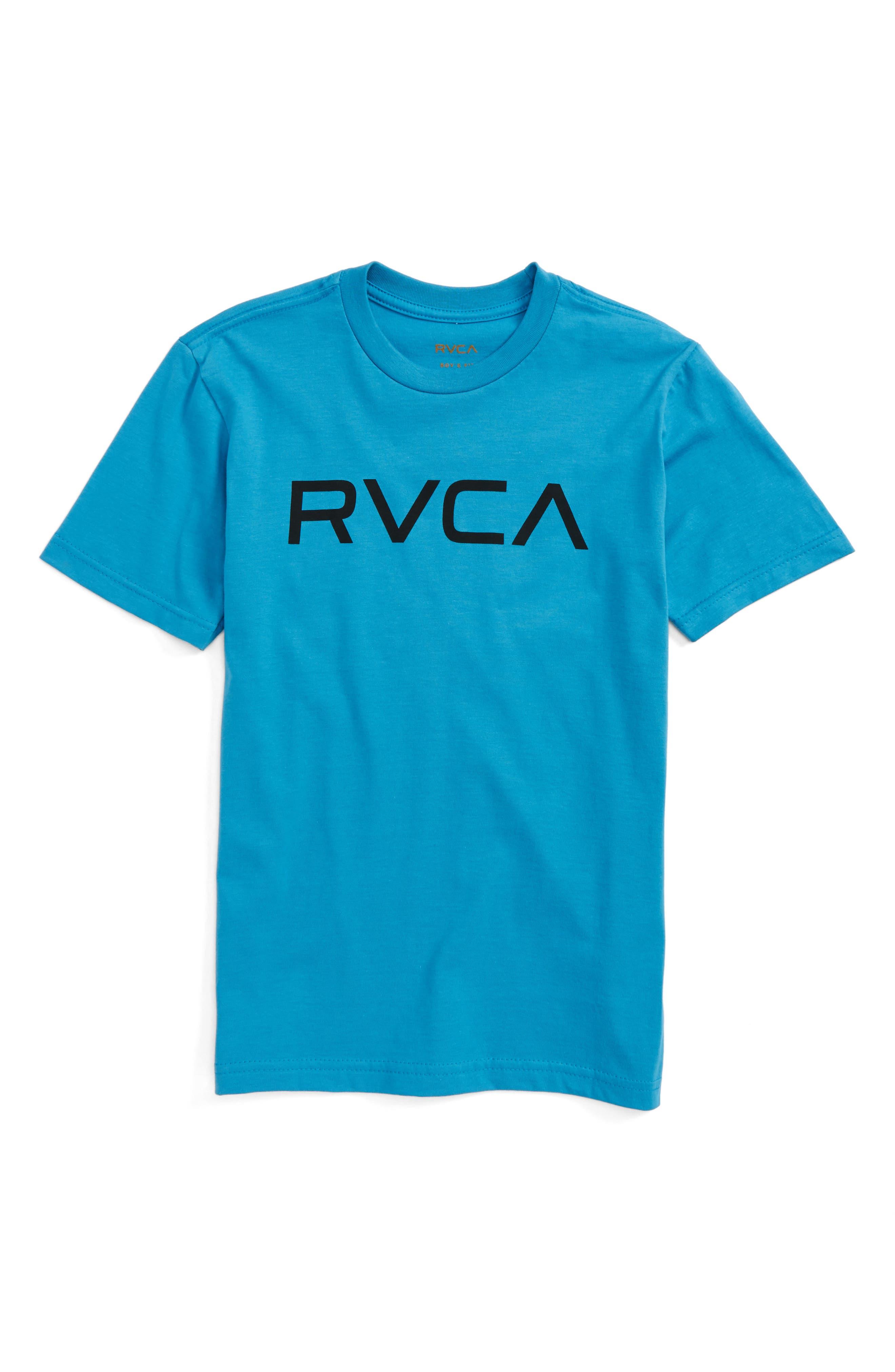RVCA Logo Graphic T-Shirt