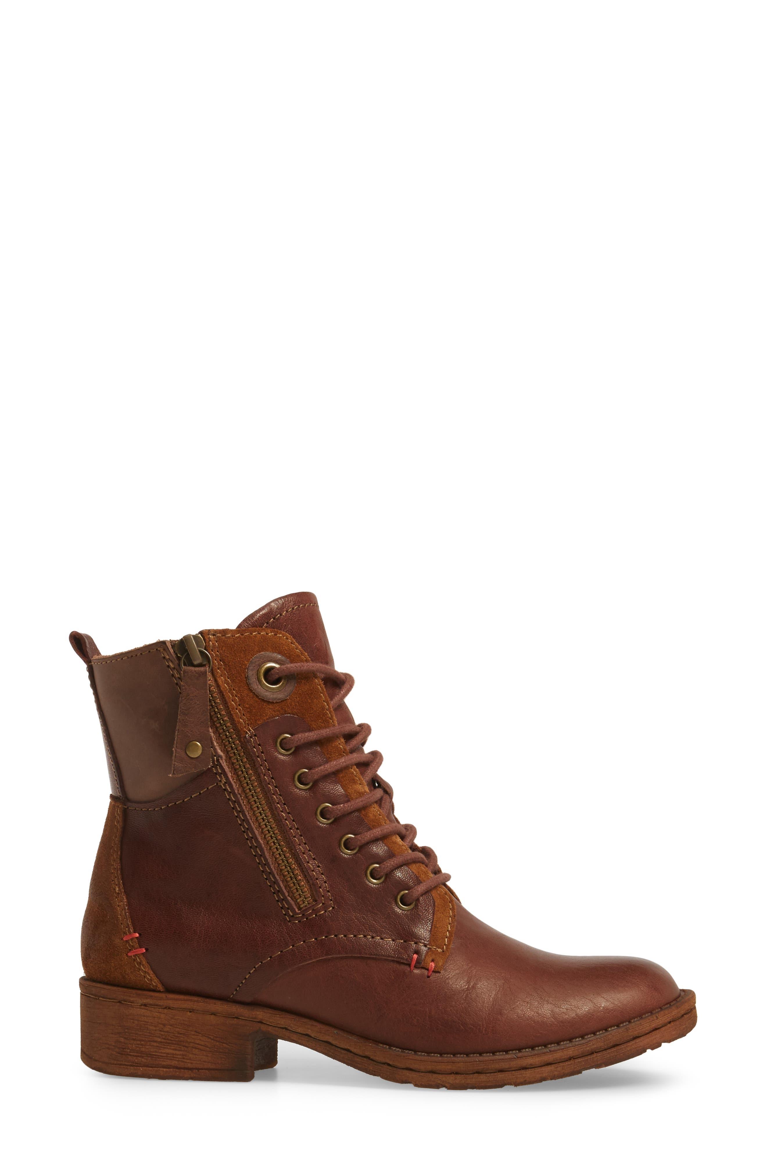 Alternate Image 3  - Comfortiva Sarango Lace-Up Boot (Women)