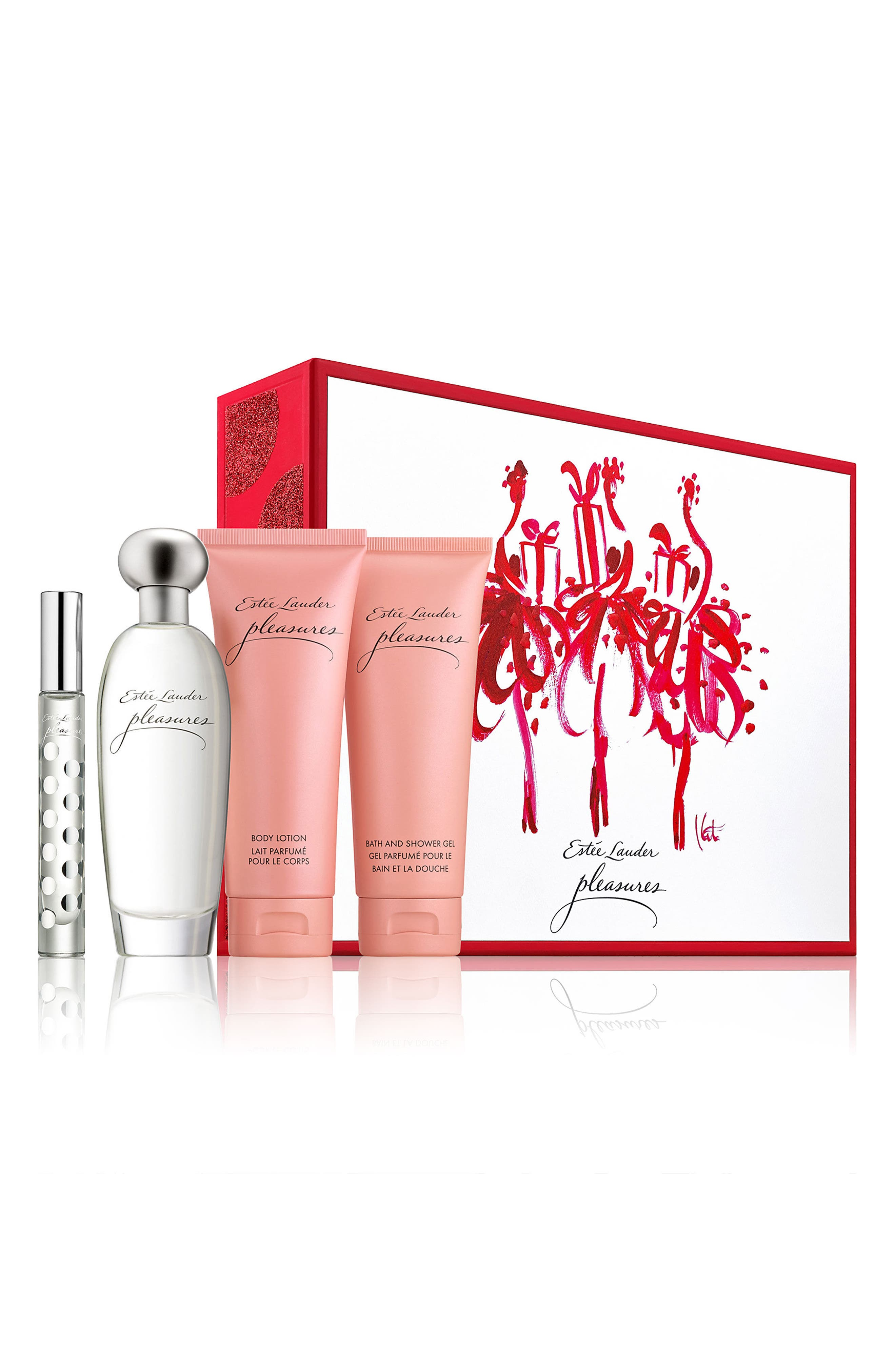 Estée Lauder pleasures Favorite Destination Collection ($165 Value)