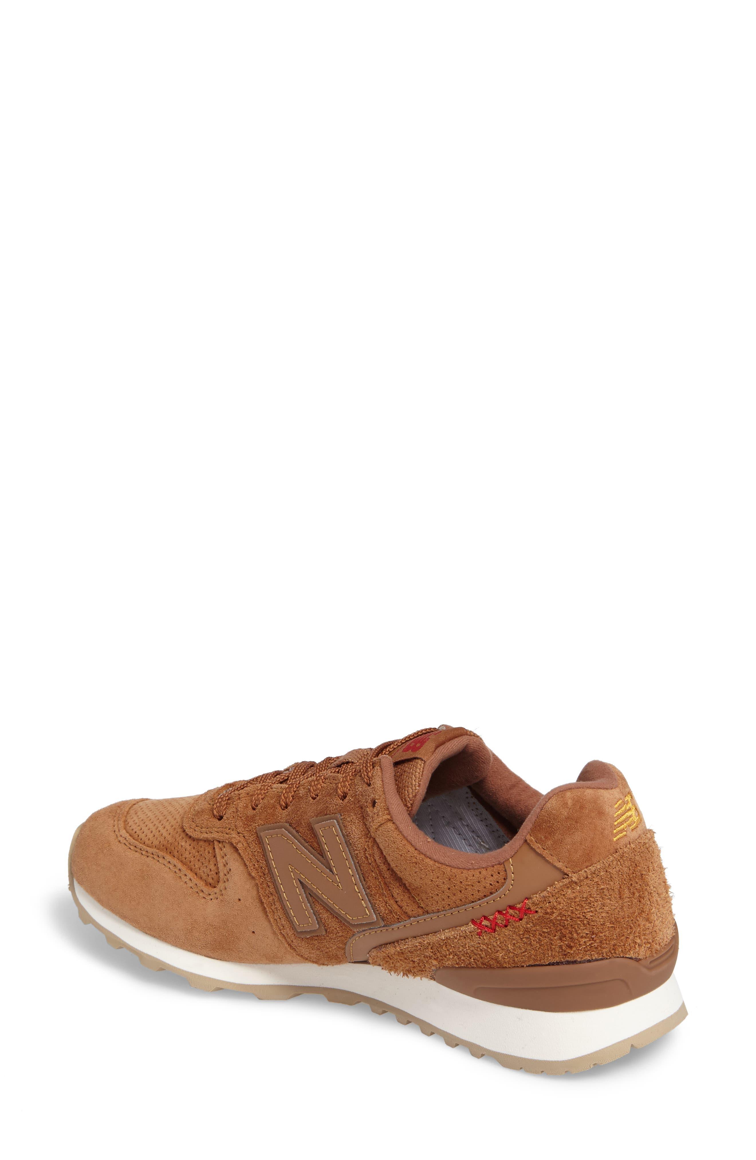 Alternate Image 2  - New Balance 696 Sneaker (Women)