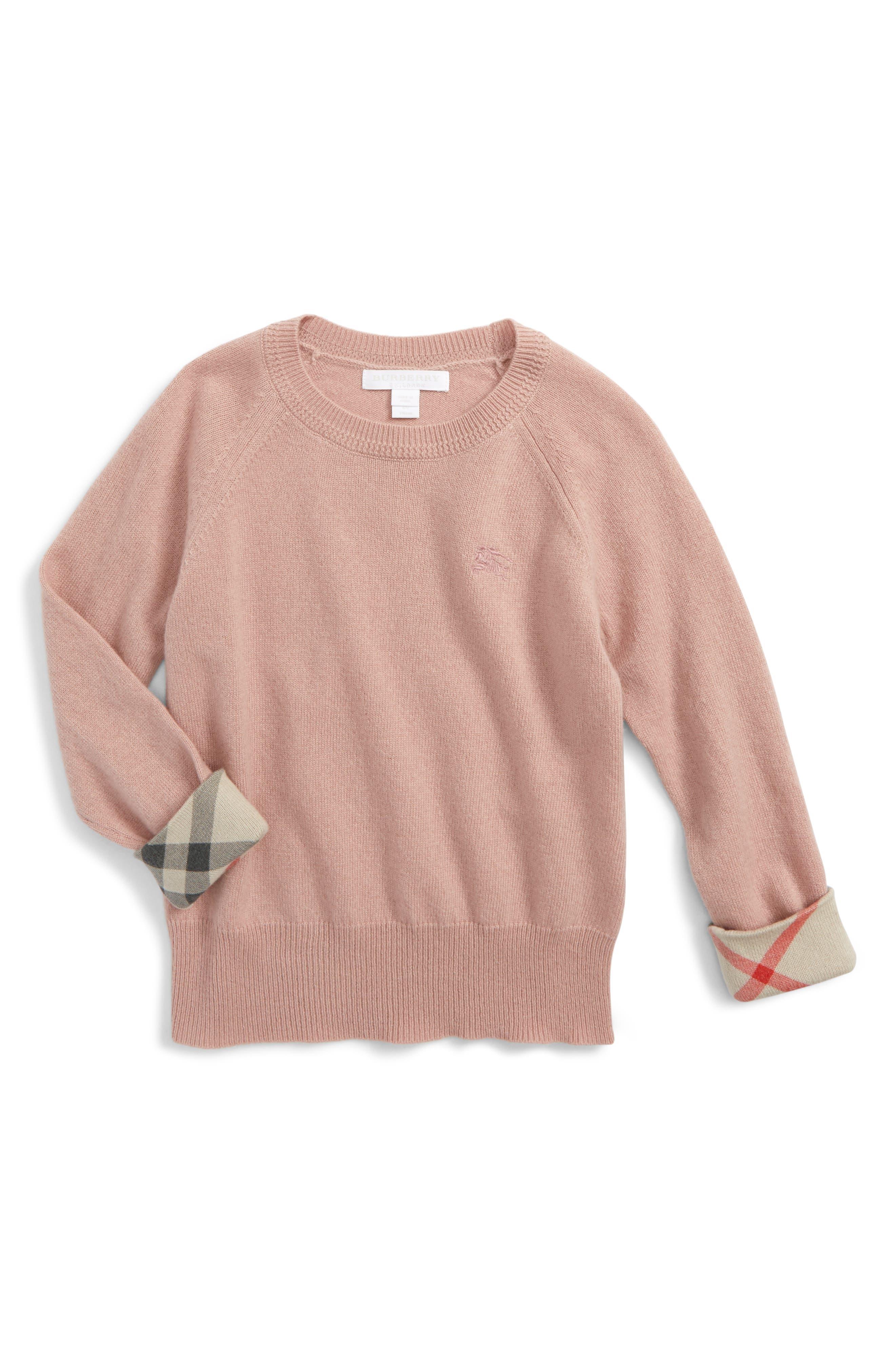 BURBERRY Georgey Cashmere Sweater