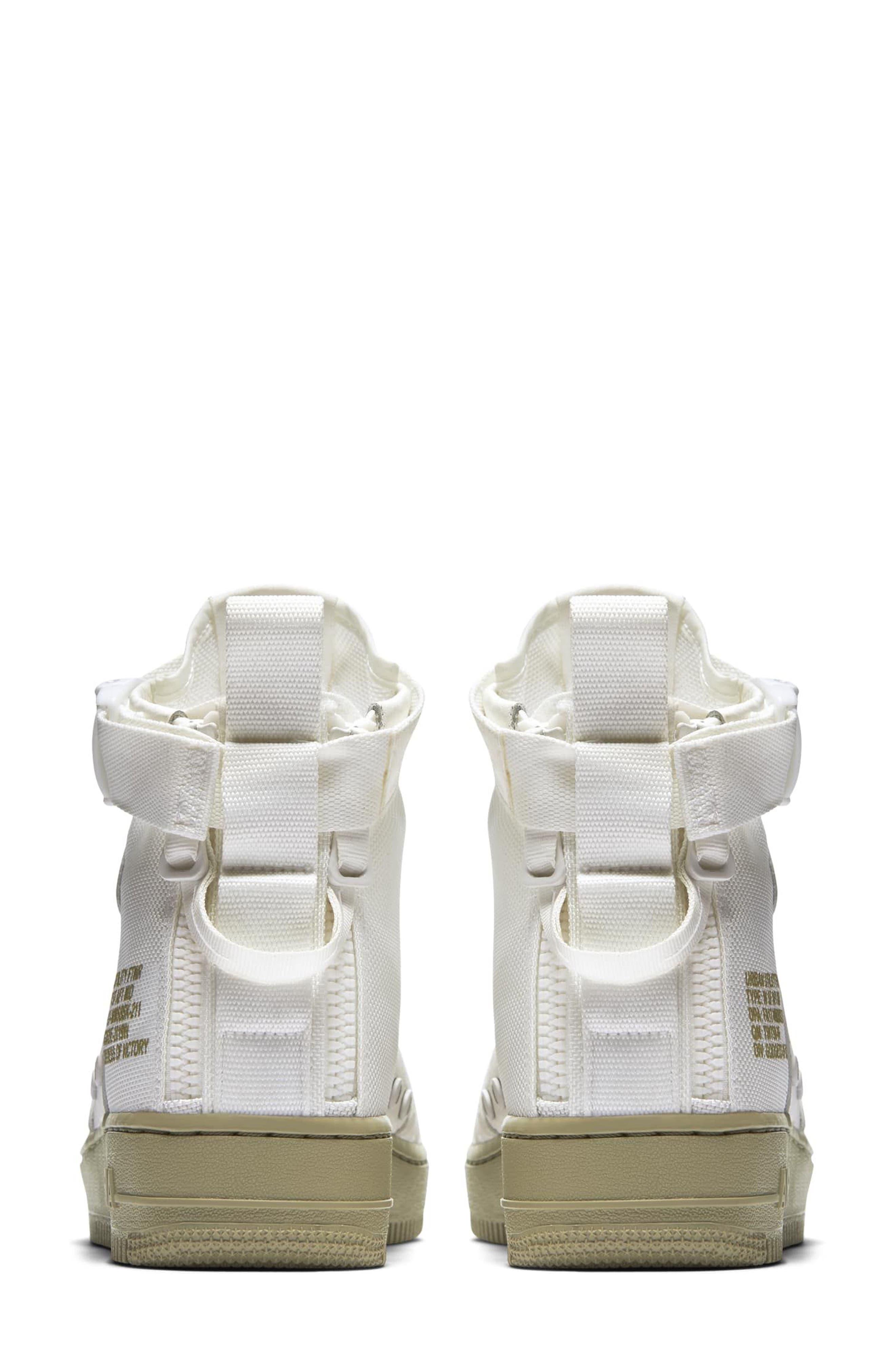 Alternate Image 3  - Nike SF Air Force 1 Mid Sneaker (Women)