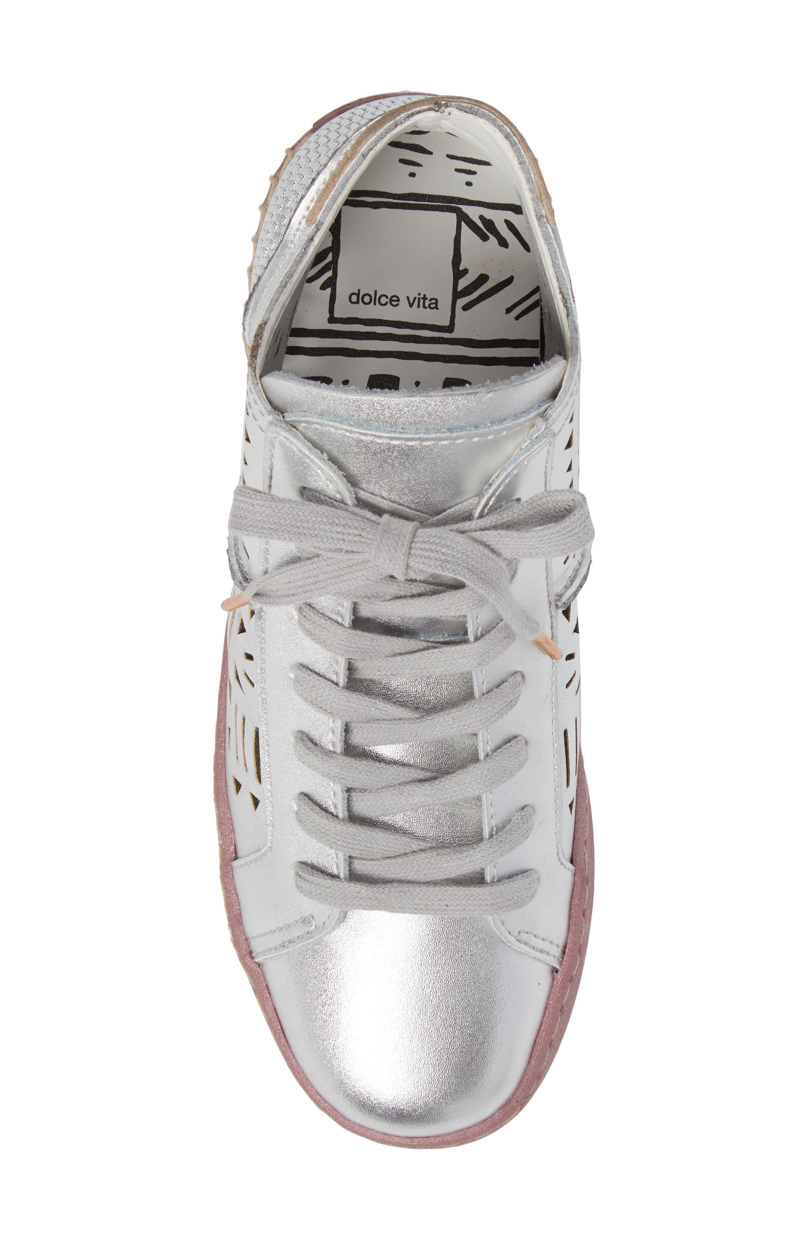 Alternate Image 5  - Dolce Vita Zeus Sneaker (Women)