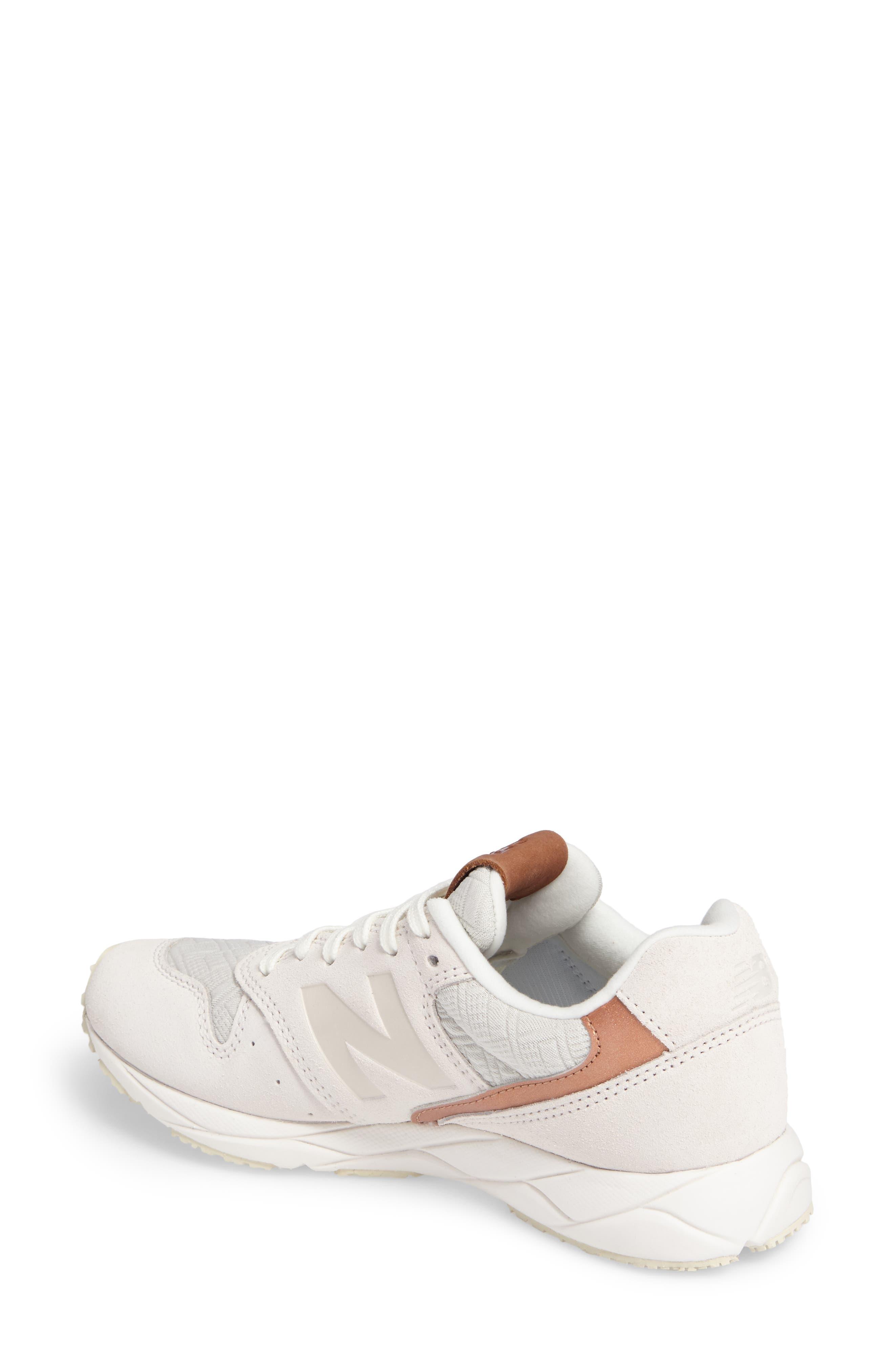 96 Mash-Up Sneaker,                             Alternate thumbnail 2, color,                             Sea Salt