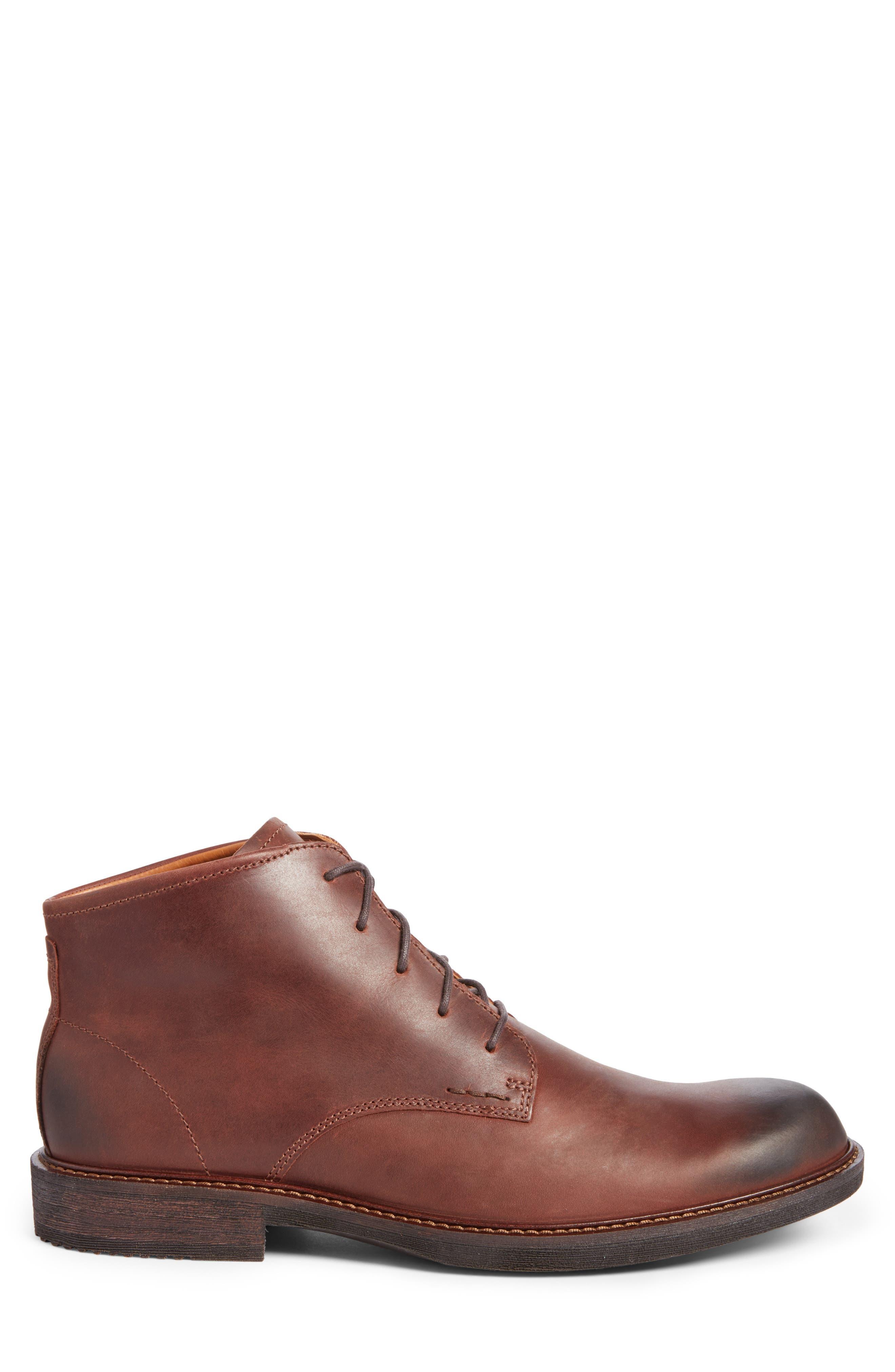 Alternate Image 3  - ECCO 'Kenton' Plain Toe Boot (Men)