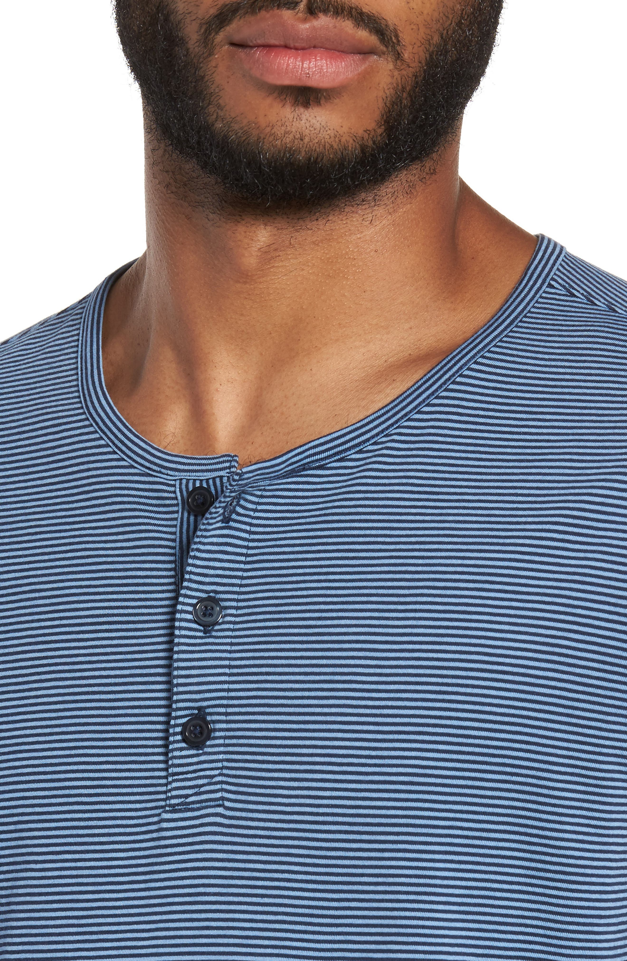 Alternate Image 4  - Zachary Prell Graham Stripe Henley