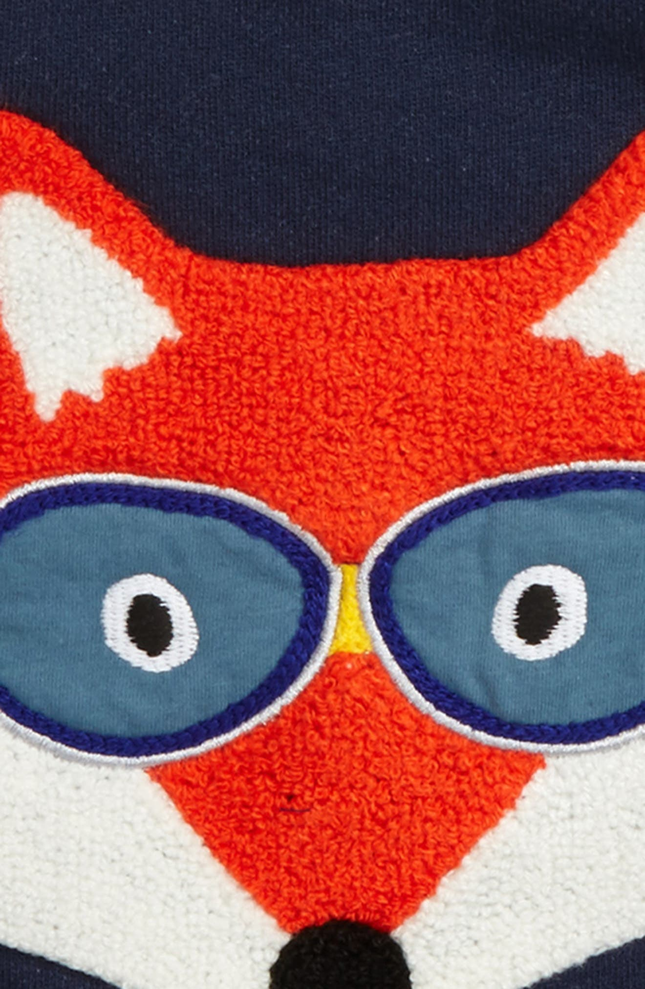Open Road Sweatshirt,                             Alternate thumbnail 2, color,                             Navy Fox