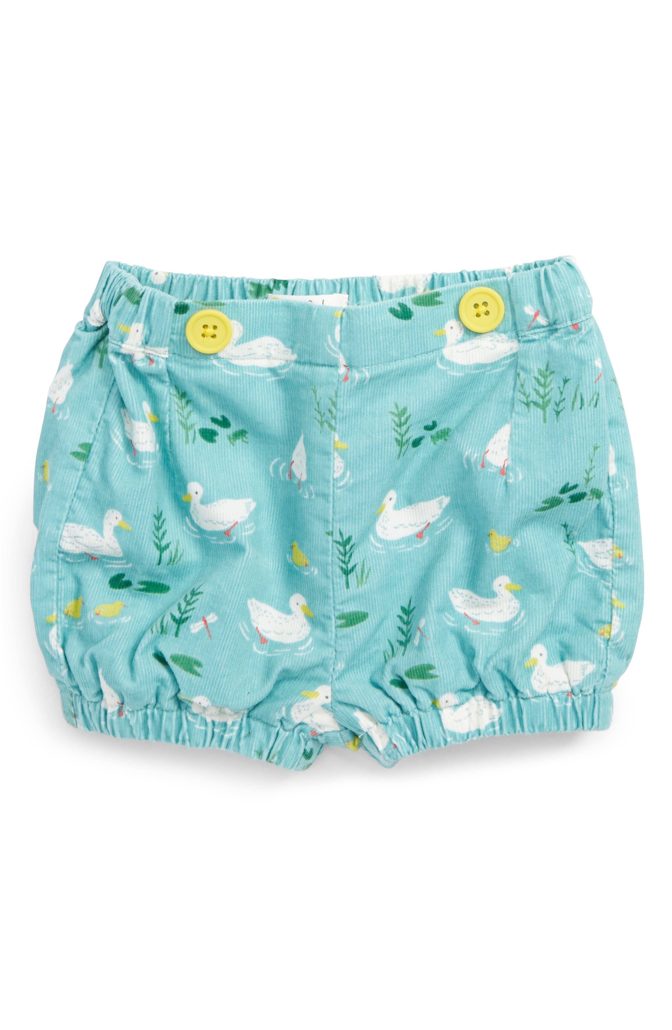 Mini Boden Pretty Corduroy Bloomers (Baby Girls & Toddler Girls)
