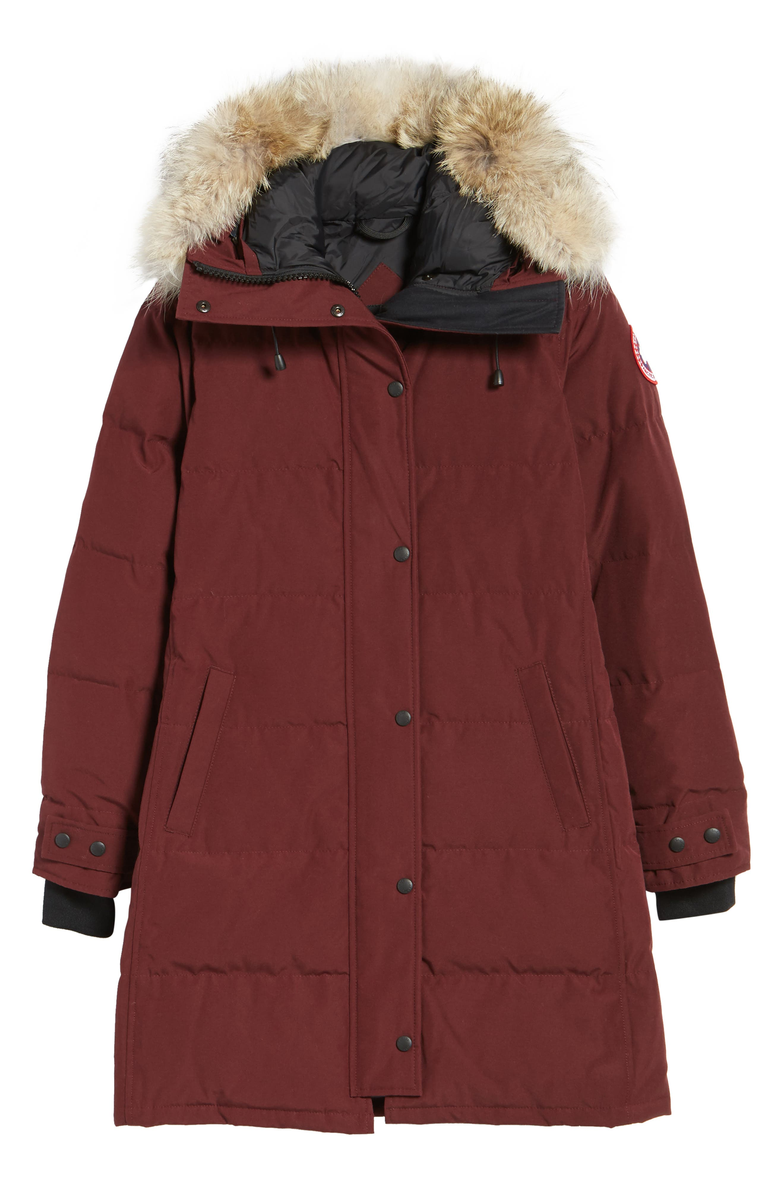 canada goose fur quality