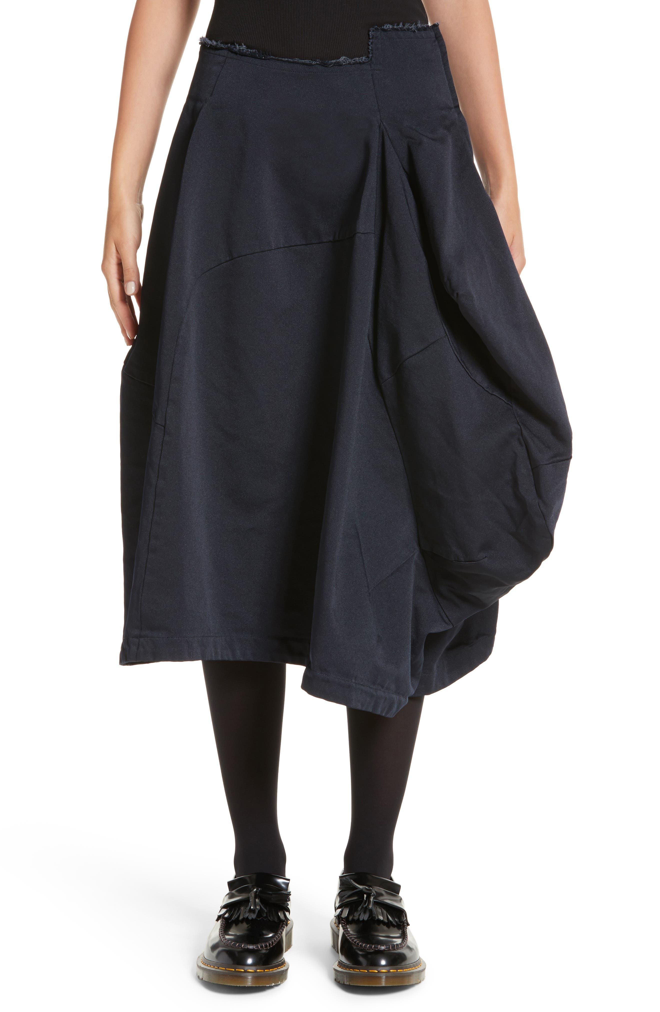 Comme des Garçons Origami Skirt