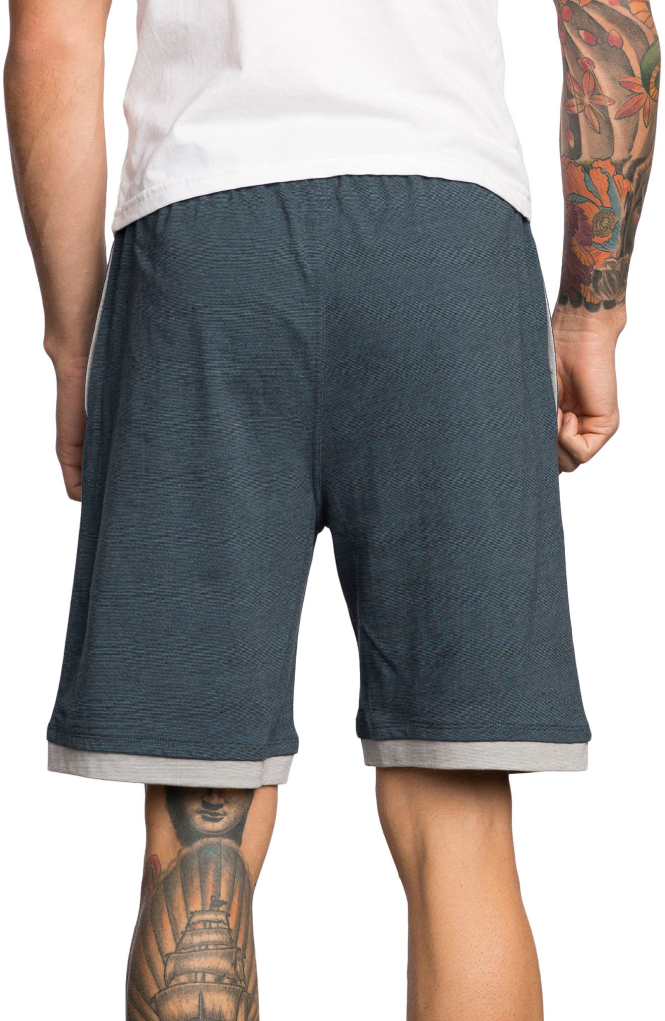 Alternate Image 2  - RVCA Layers Sport Shorts