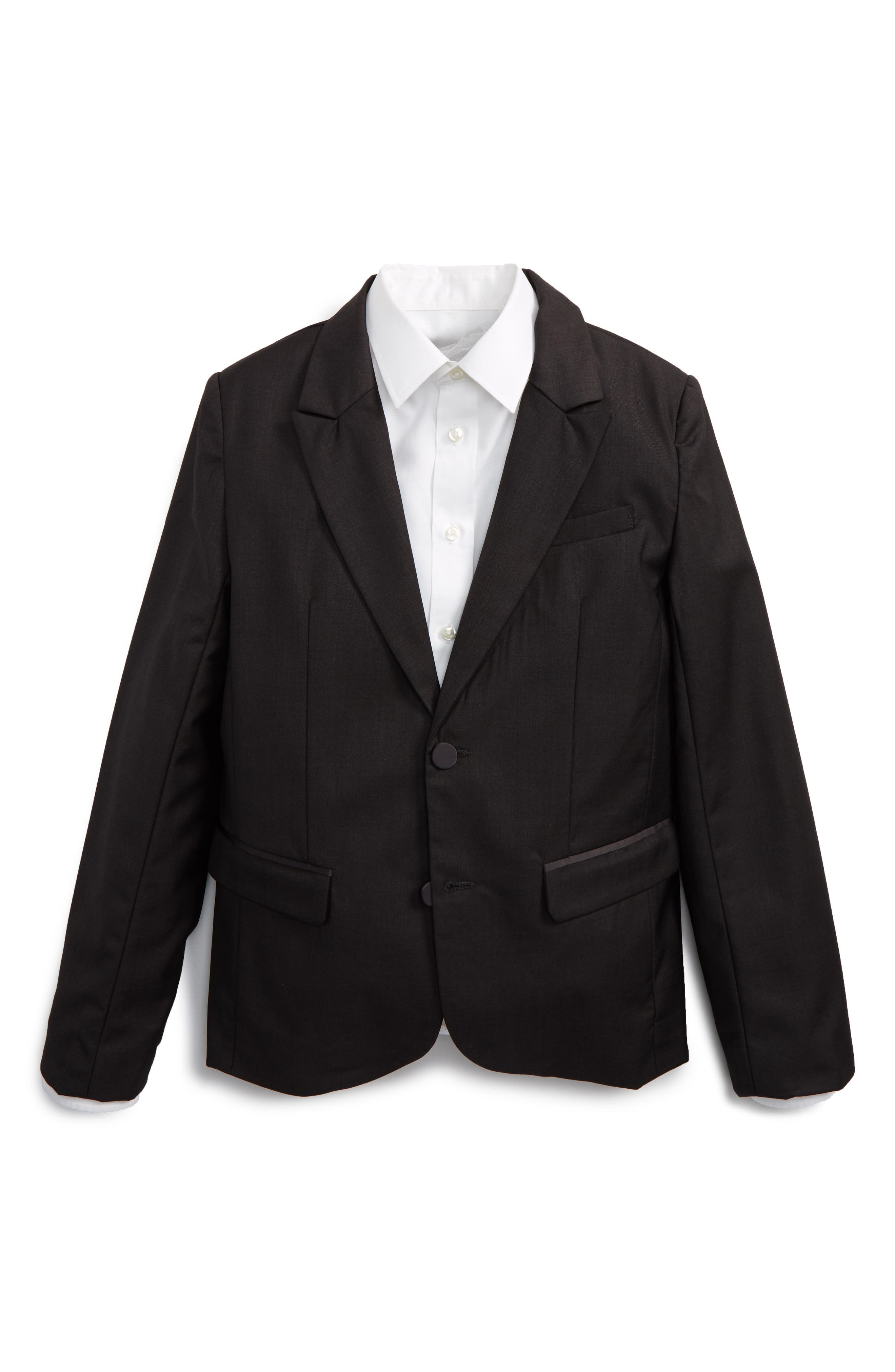 Harry Suit Jacket,                         Main,                         color, Charcoal