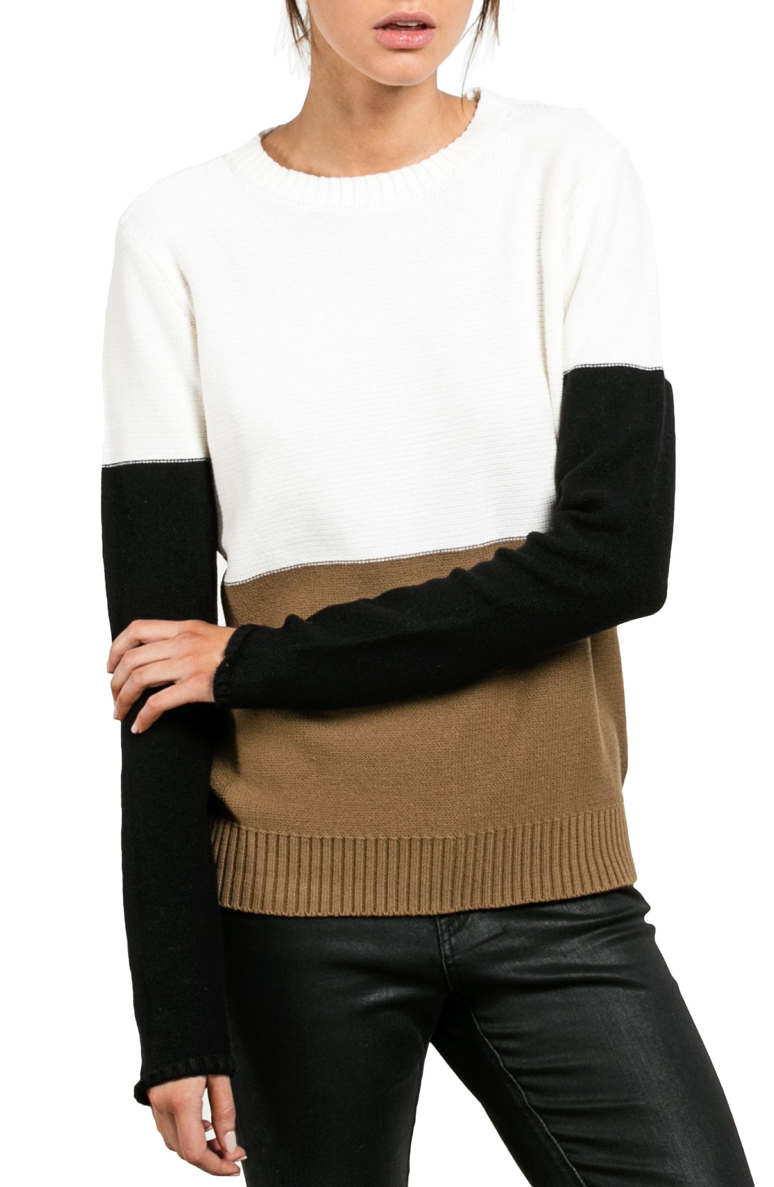 Keep Cruisin Sweater by Volcom