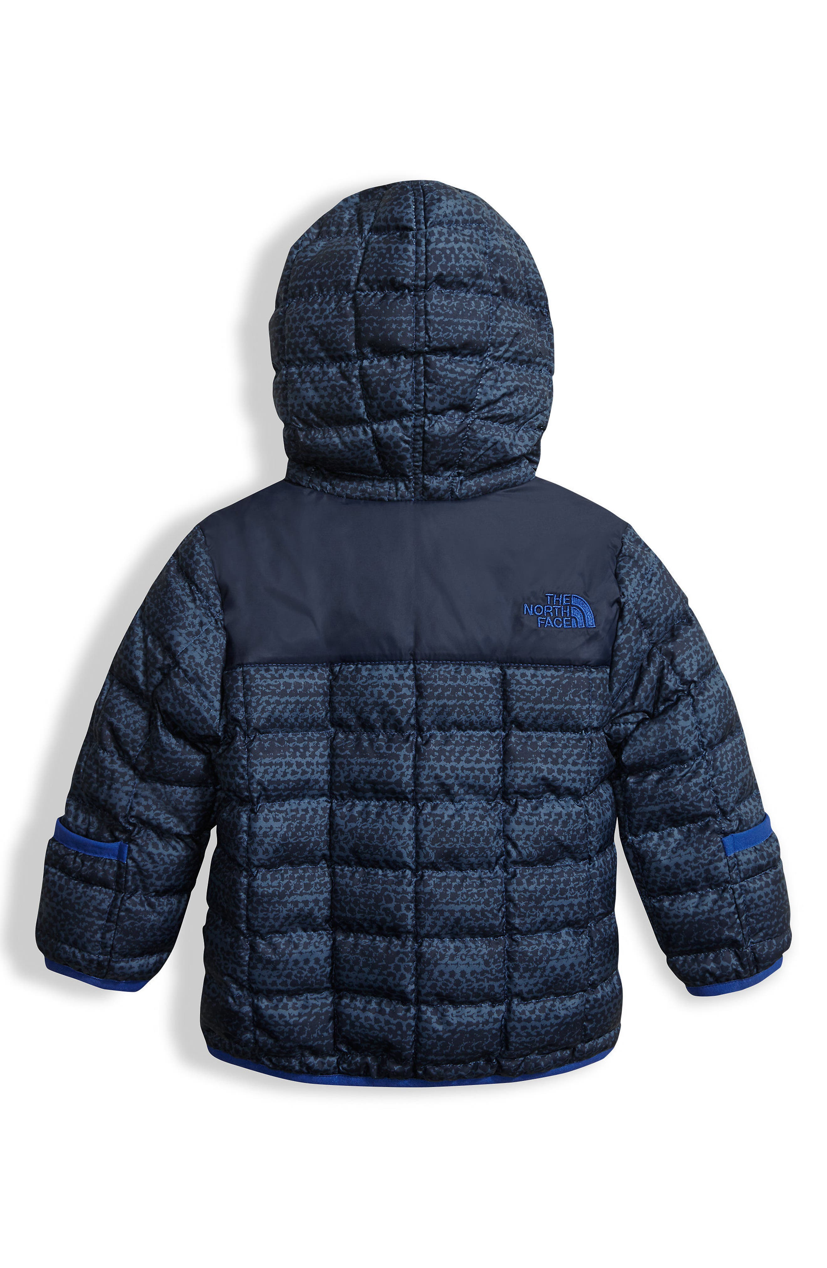 ThermoBall<sup>™</sup> PrimaLoft<sup>®</sup> Hoodie Jacket,                             Alternate thumbnail 2, color,                             Cosmic Blue Chain