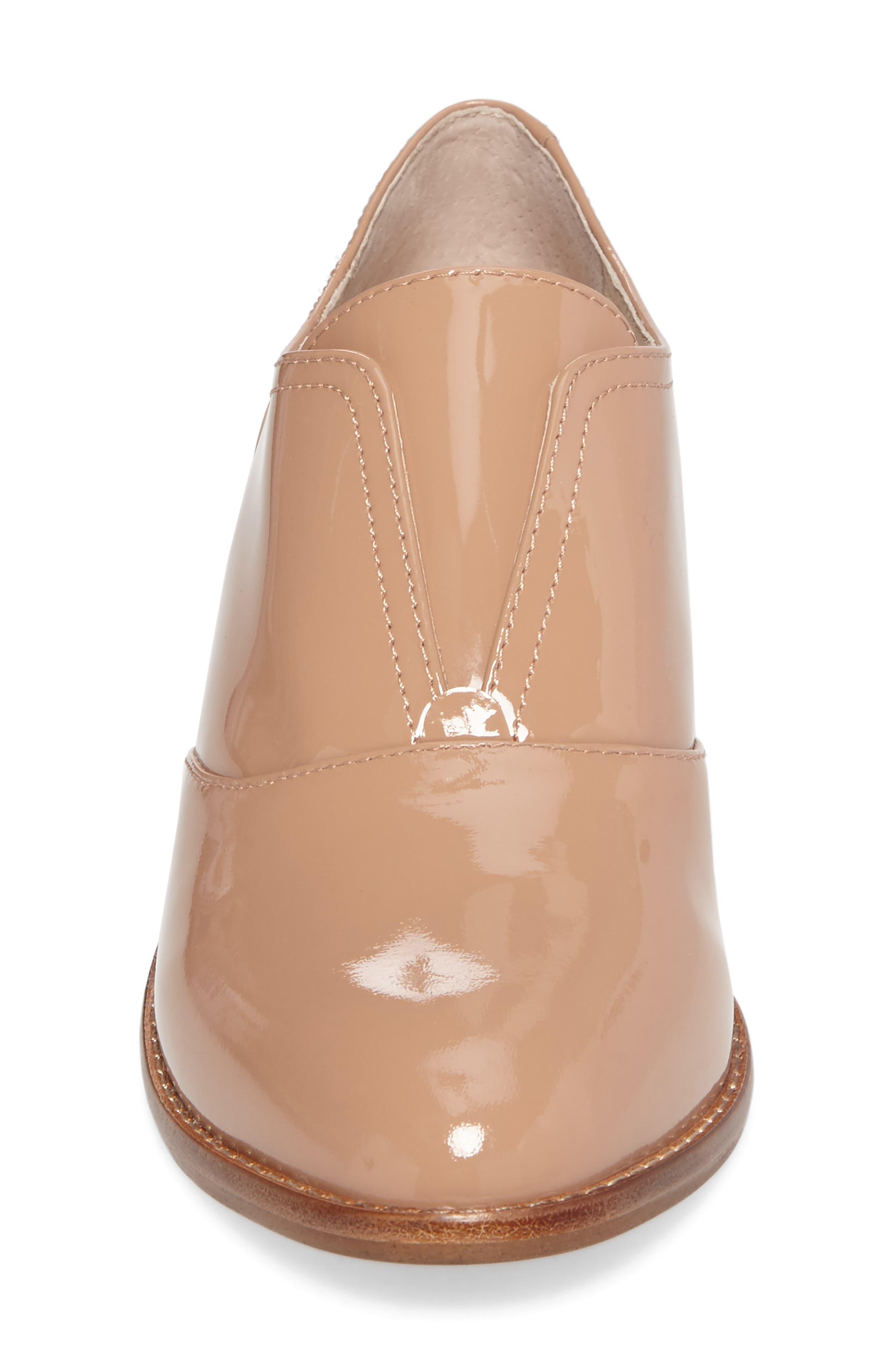 Alternate Image 4  - Louise et Cie Franley Embellished Heel Oxford (Women)