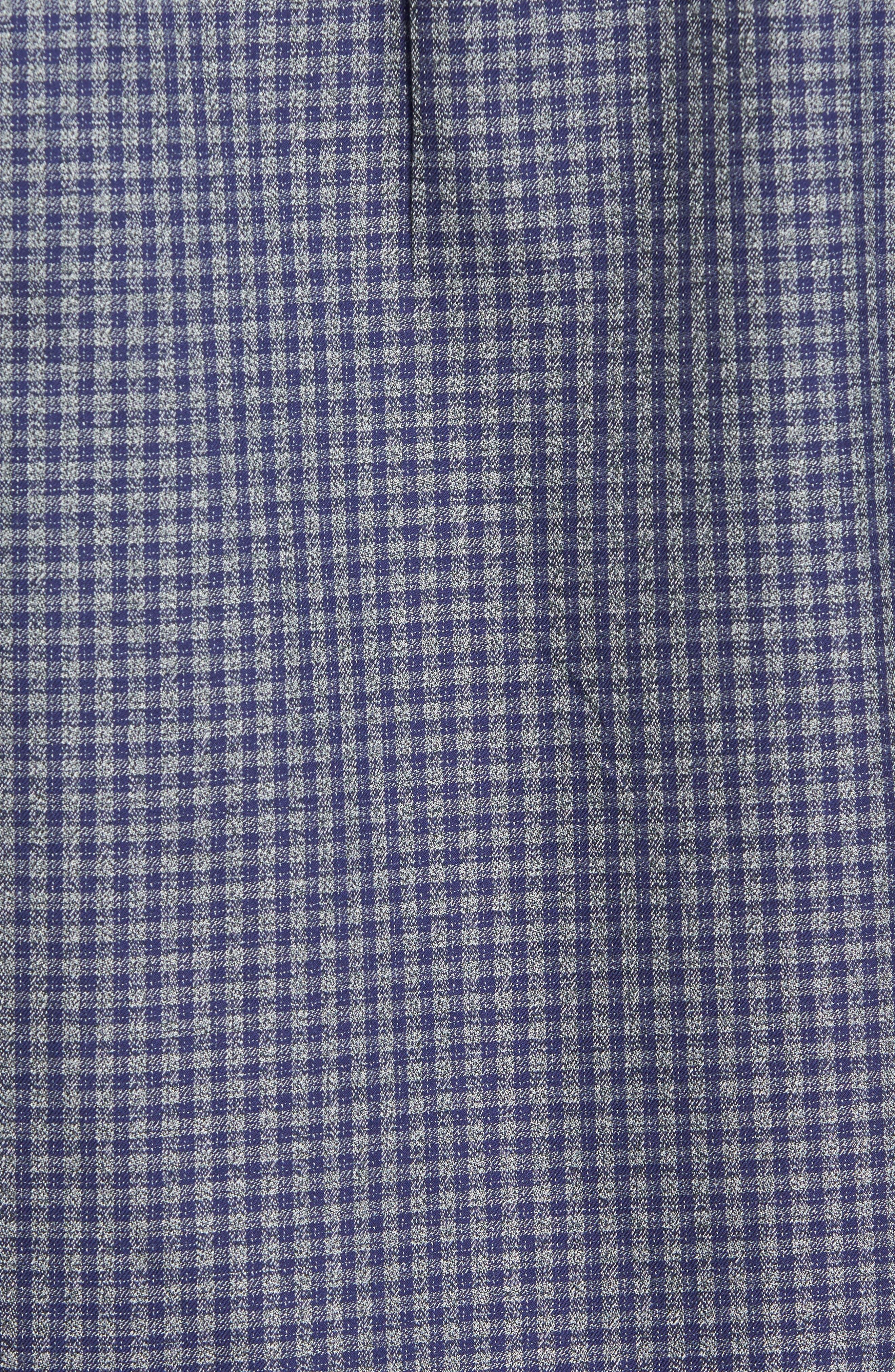 Alternate Image 5  - Coastaoro Main Street Check Flannel Shirt