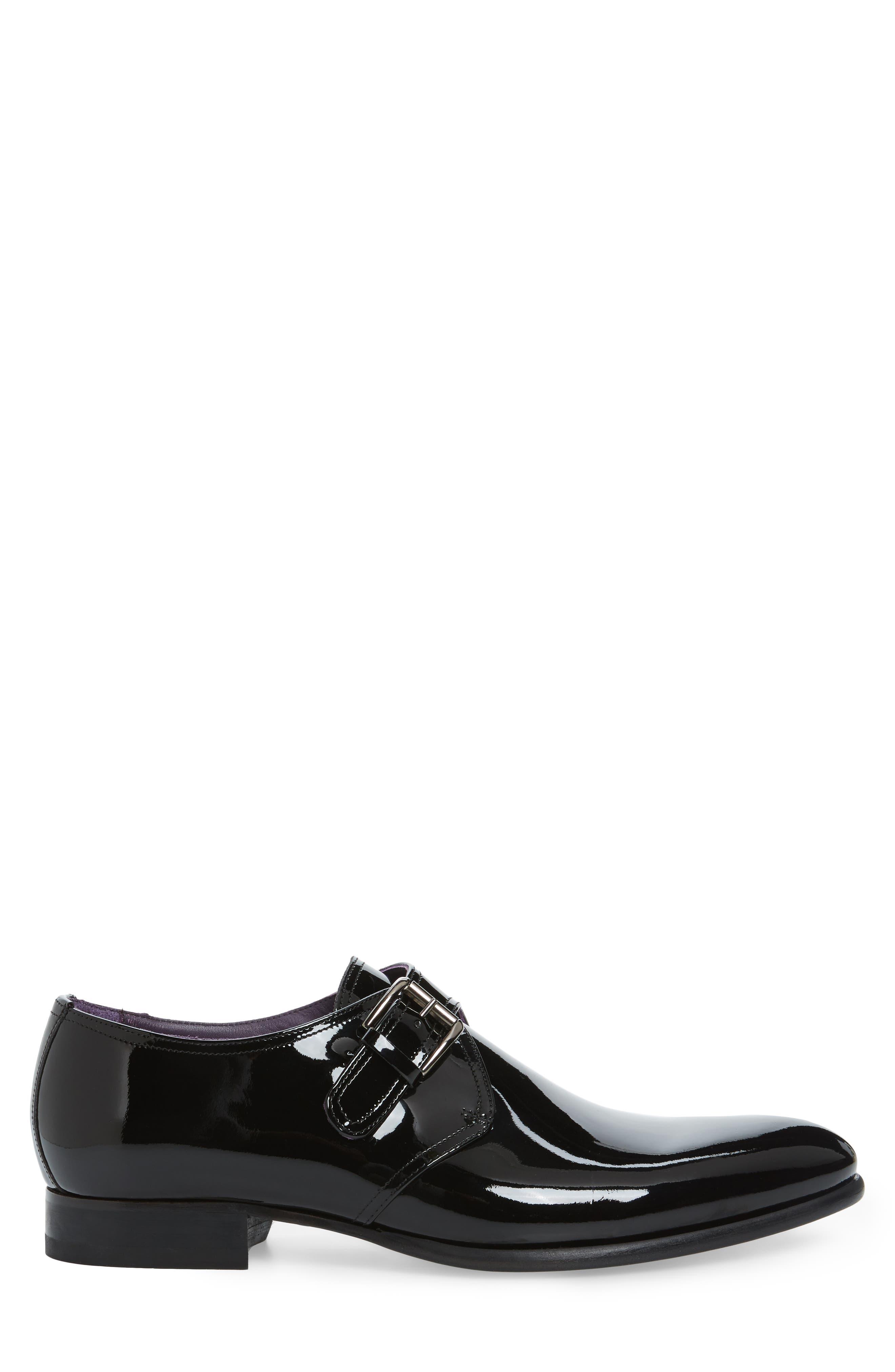 Alternate Image 3  - To Boot New York Emmett Monk Strap Shoe (Men)