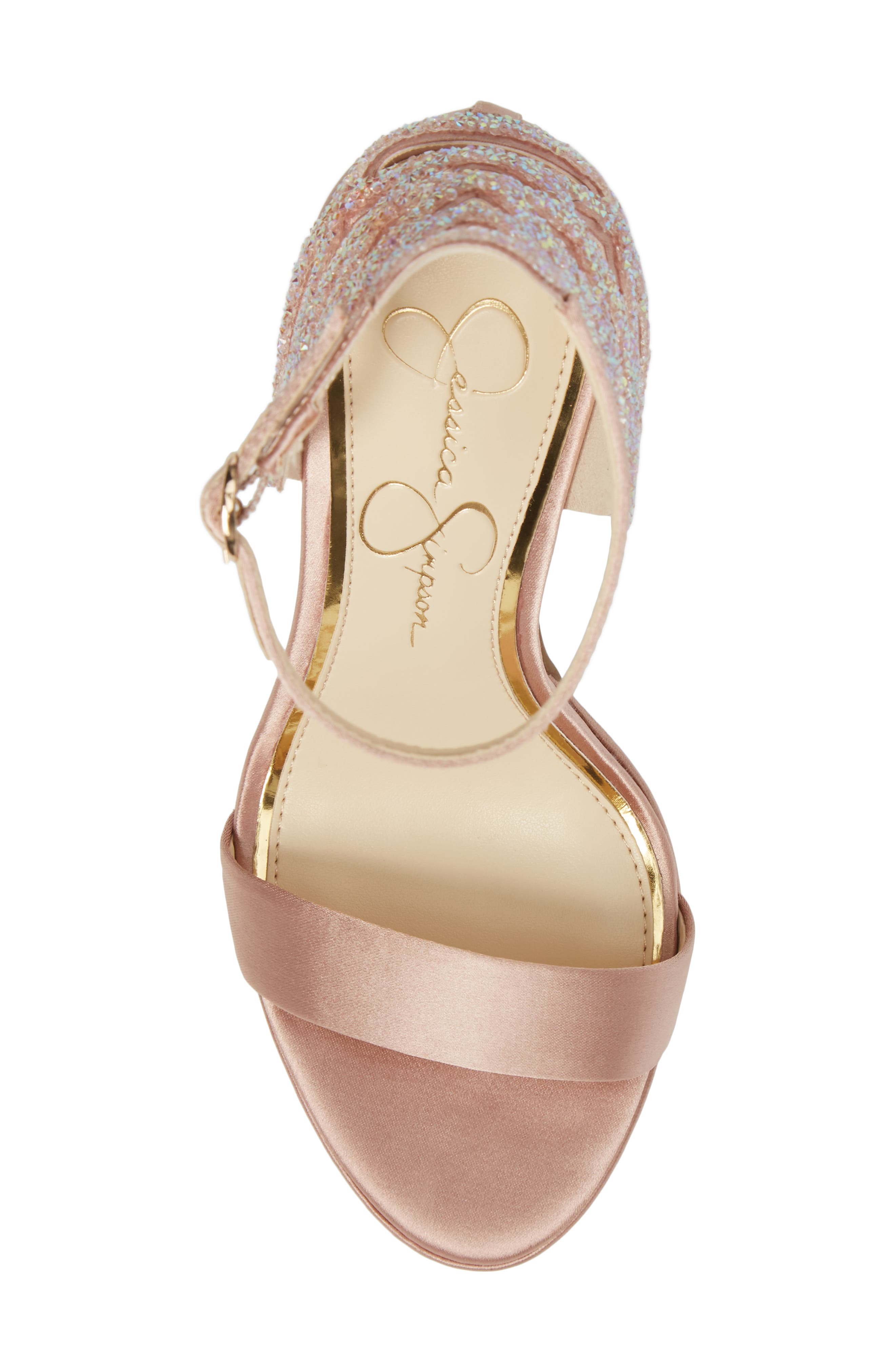Alternate Image 5  - Jessica Simpson Bayvinn Platform Sandal (Women)