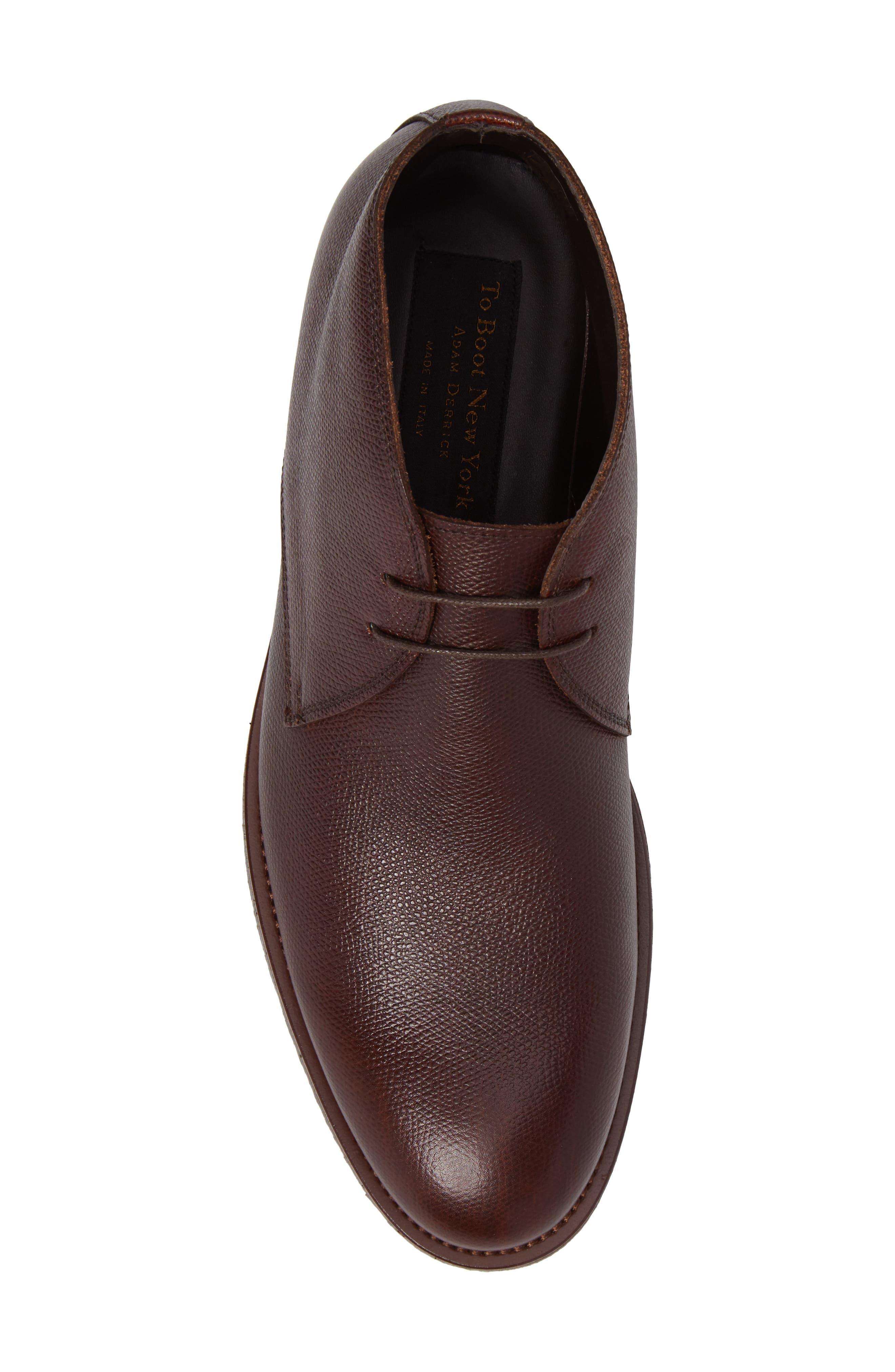 Alternate Image 5  - To Boot New York Franklin Chukka Boot (Men)