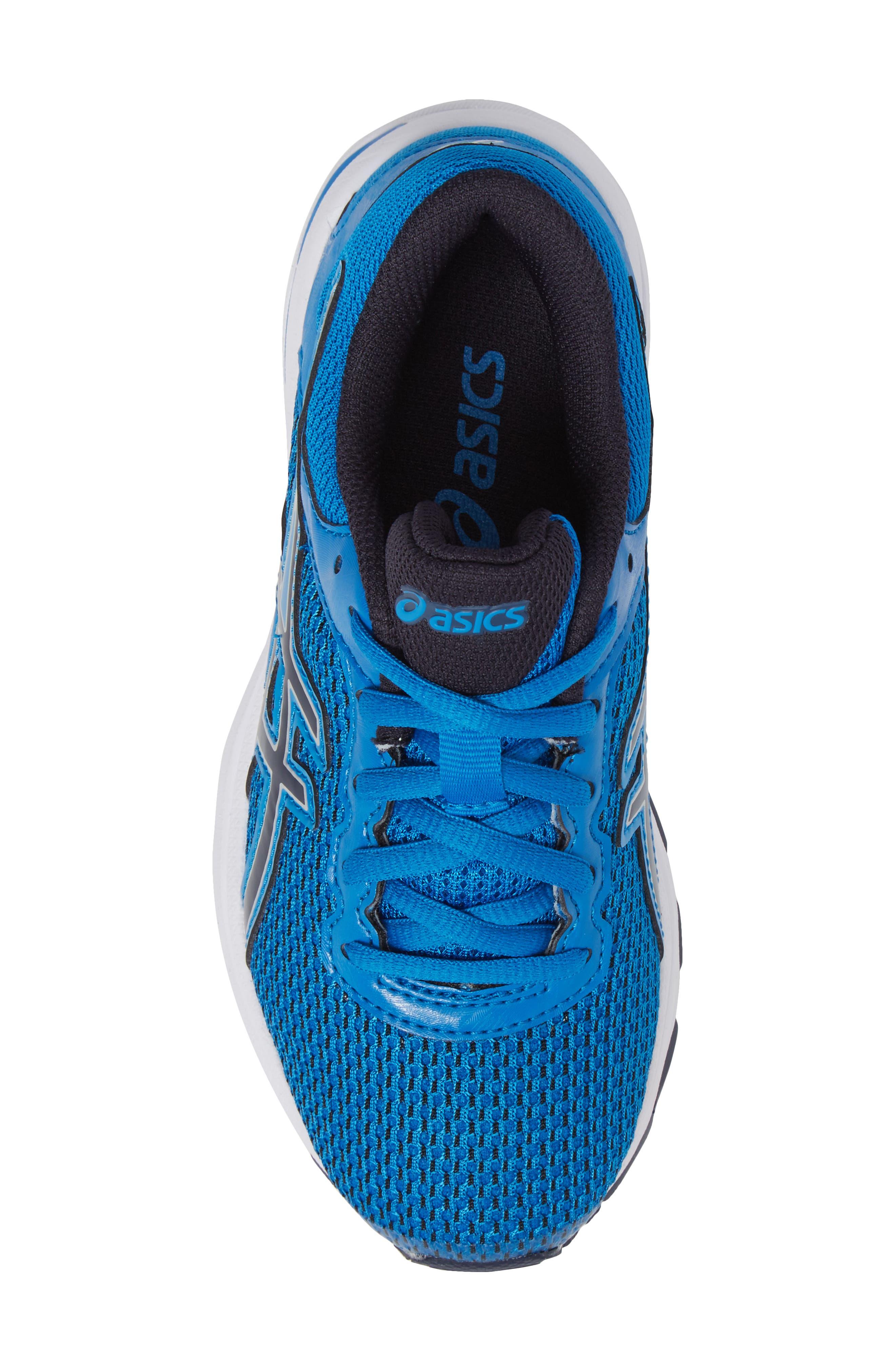 Asics GT-1000<sup>™</sup> 6 GS Sneaker,                             Alternate thumbnail 5, color,                             Blue/ Peacock