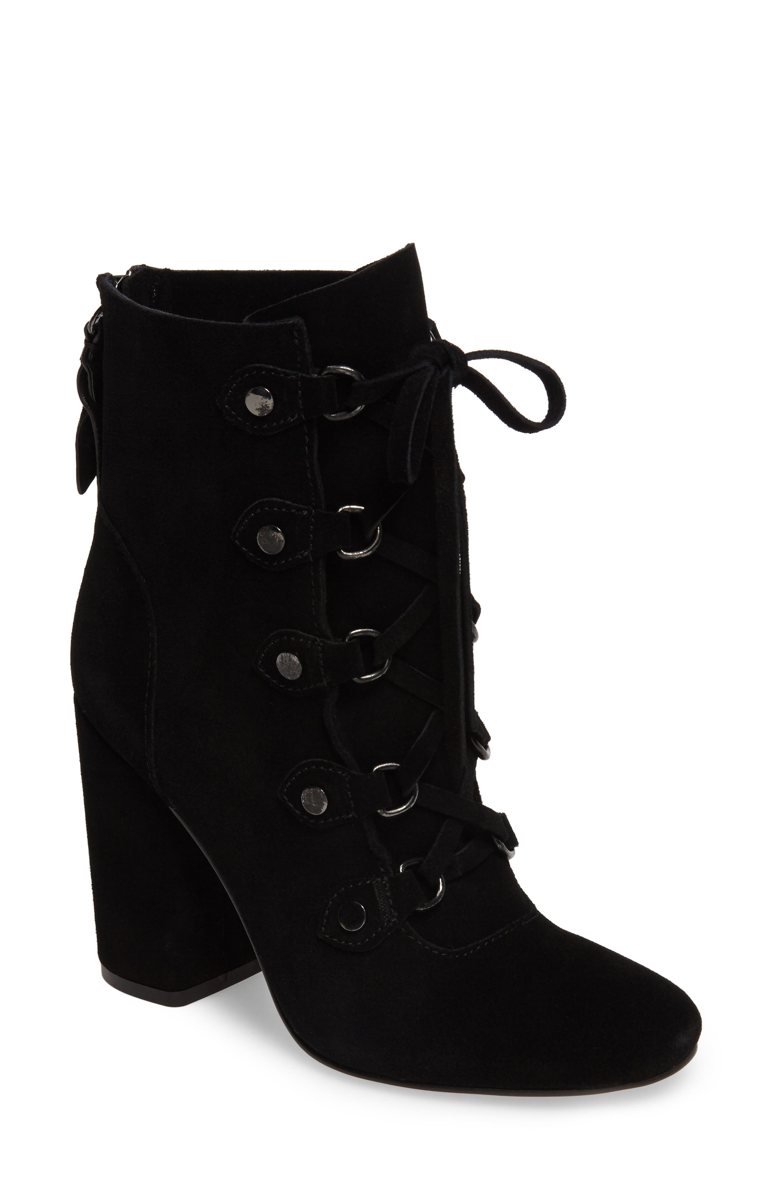 Splendid Rosa Lace-Up Bootie (Women)