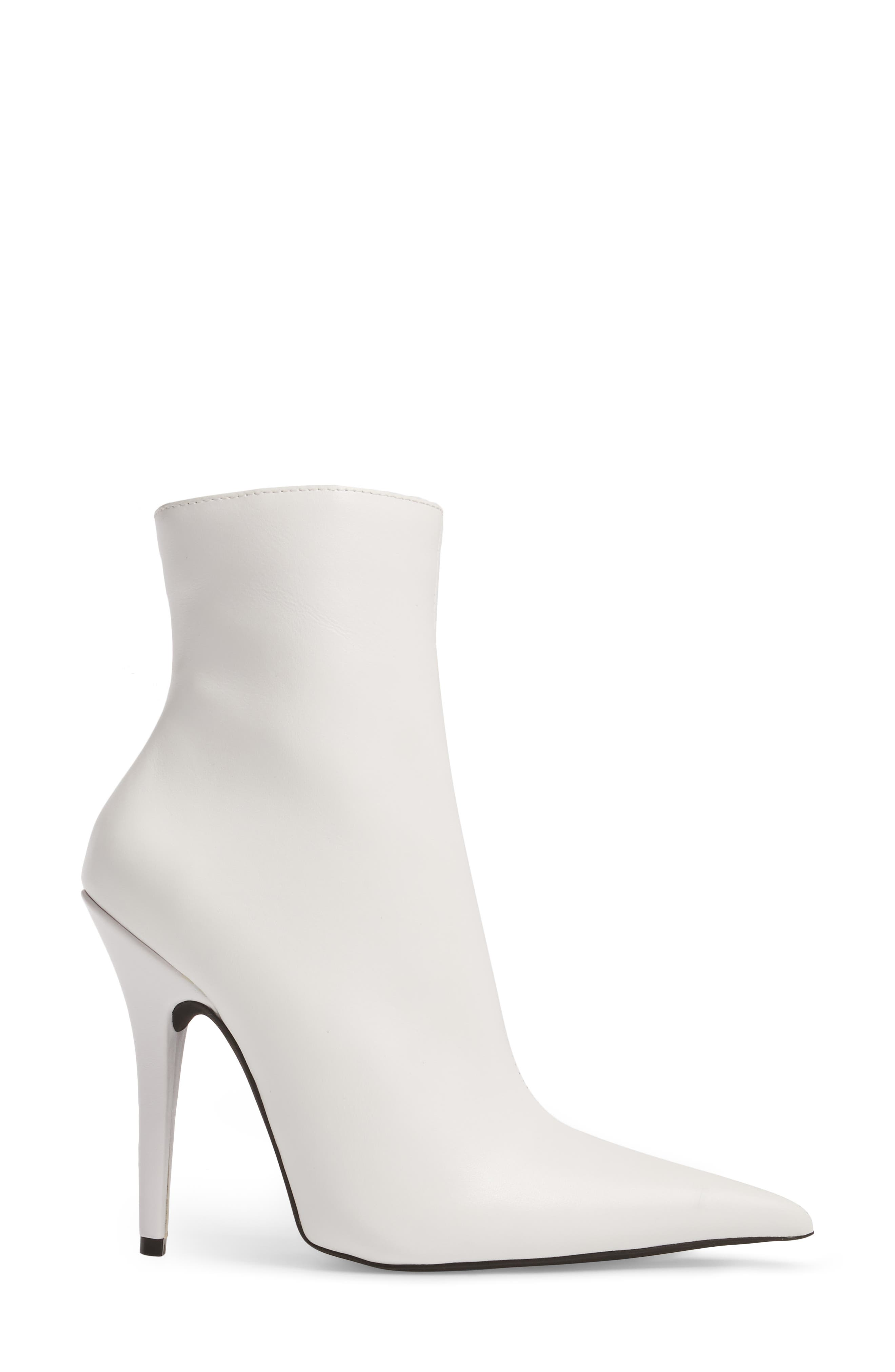Alternate Image 3  - Jeffrey Campbell Vedette Pointy Toe Booties (Women)
