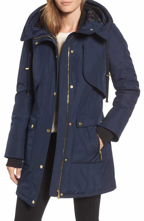 Blue Anorak & Parka Coats & Jackets for Women | Nordstrom | Nordstrom