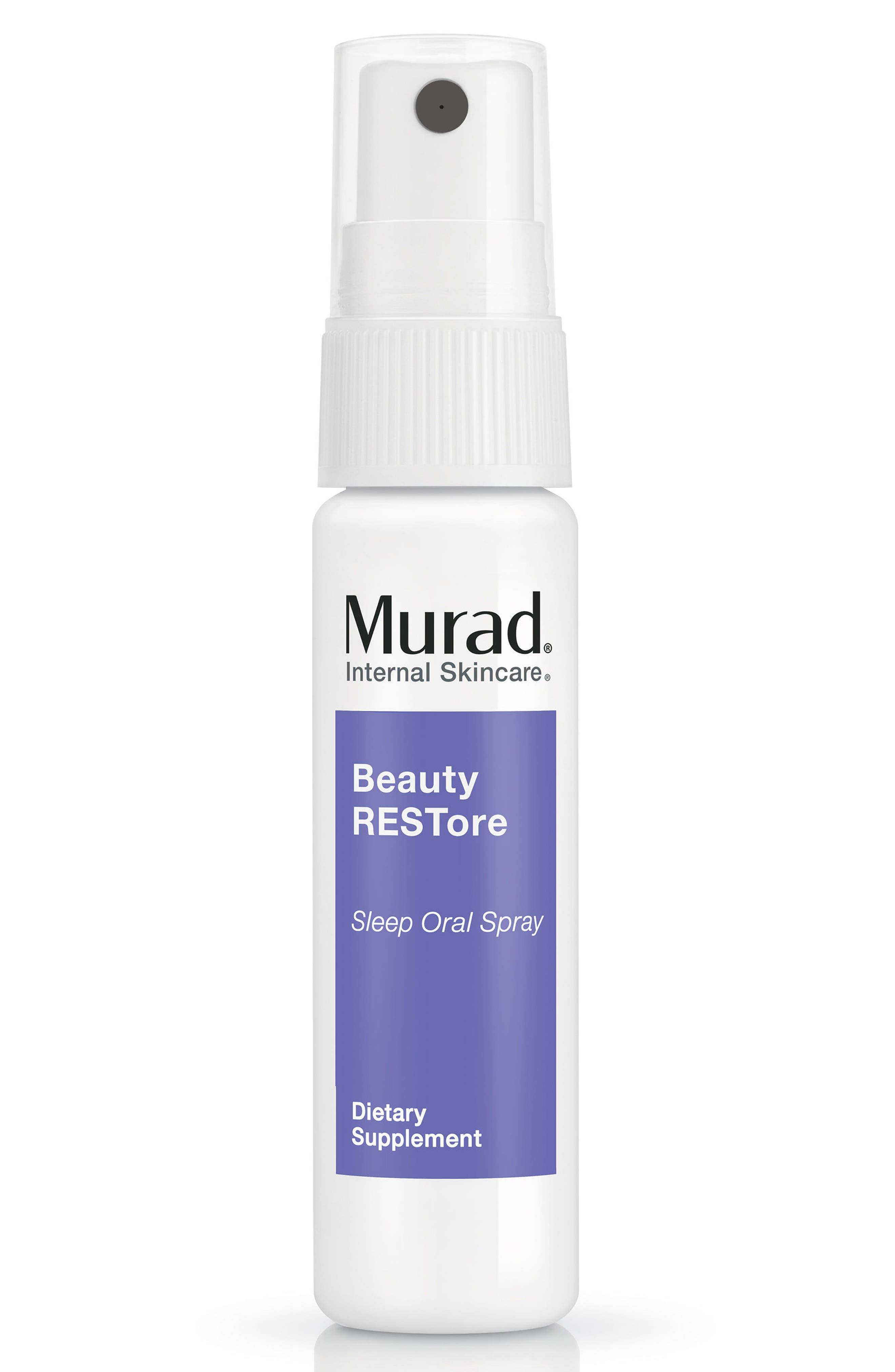 Beauty RESTore Sleep Oral Spray,                             Main thumbnail 1, color,                             No Color