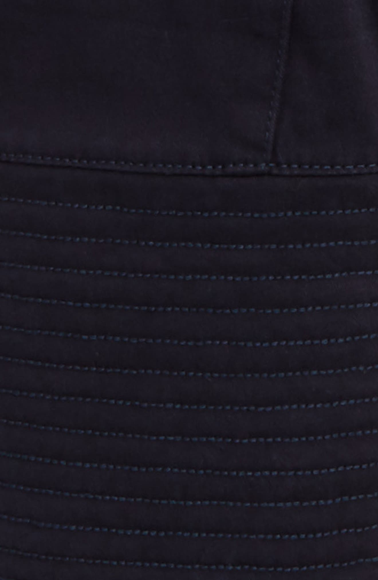 Moto Jogger Pants,                             Alternate thumbnail 3, color,                             Navy Night
