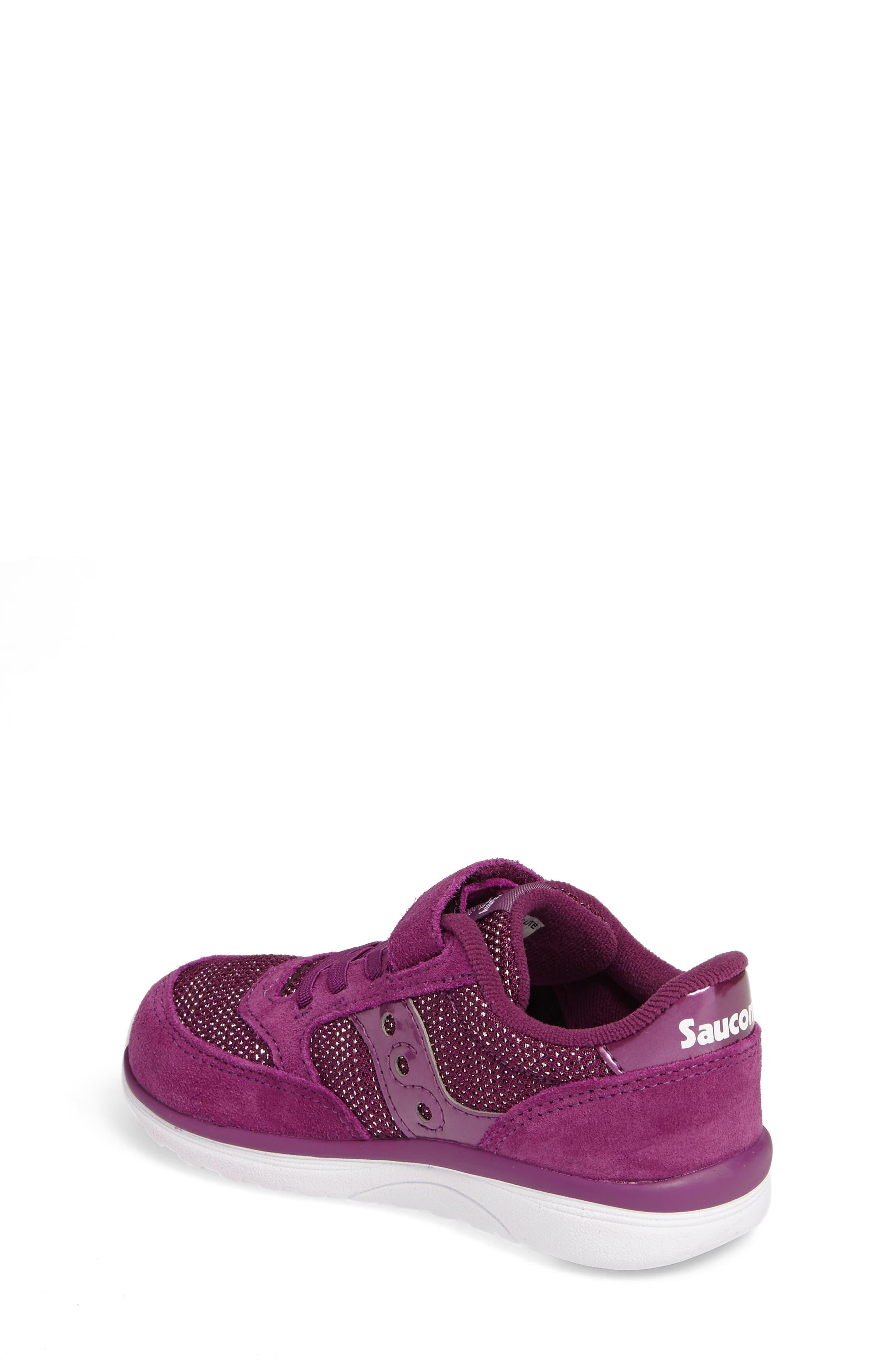 Alternate Image 2  - Saucony Jazz Lite Sneaker (Baby, Toddler & Walker)
