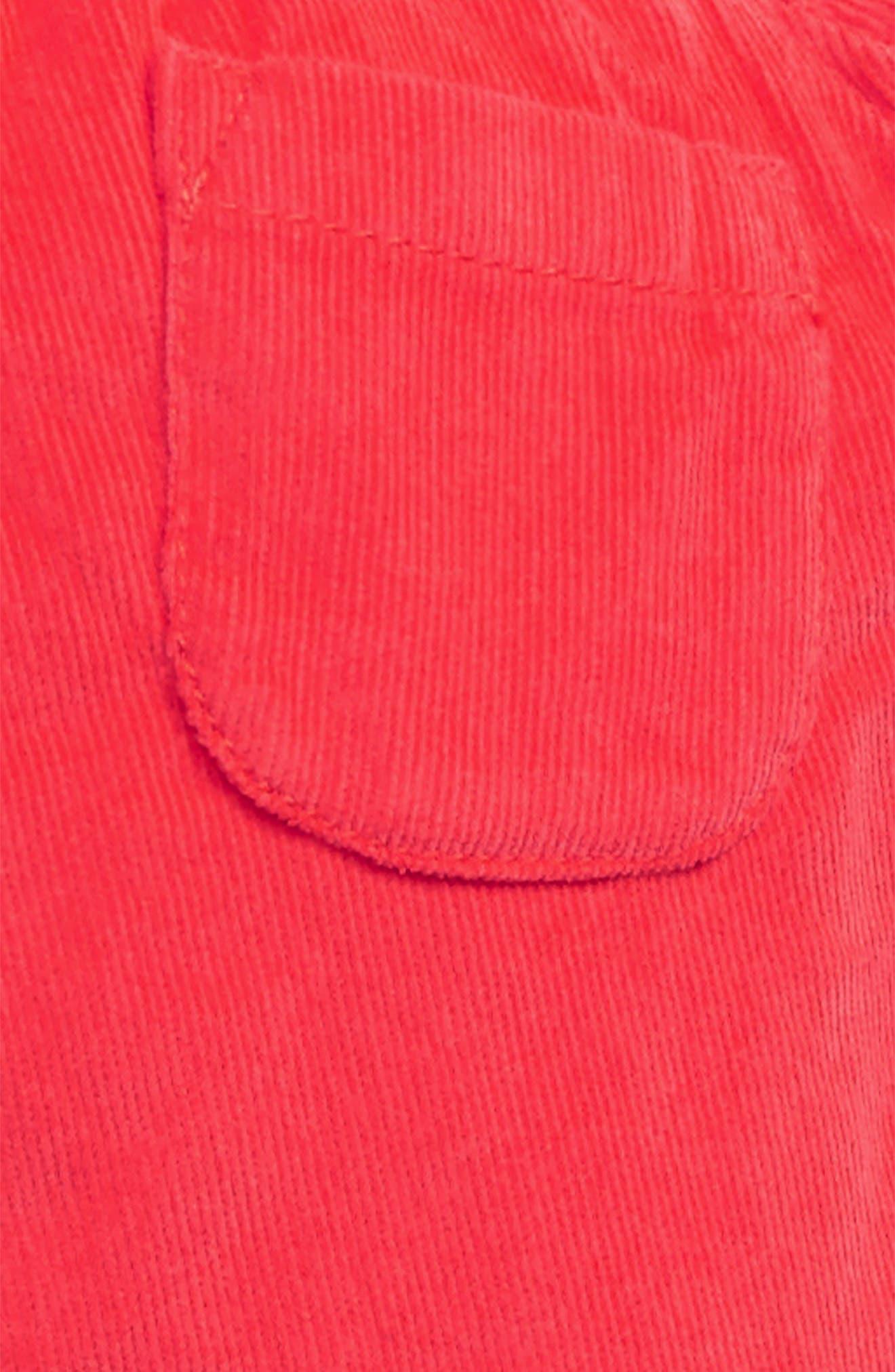 Alternate Image 3  - Mini Boden Corduroy Pants (Baby Girls & Toddler Girls)