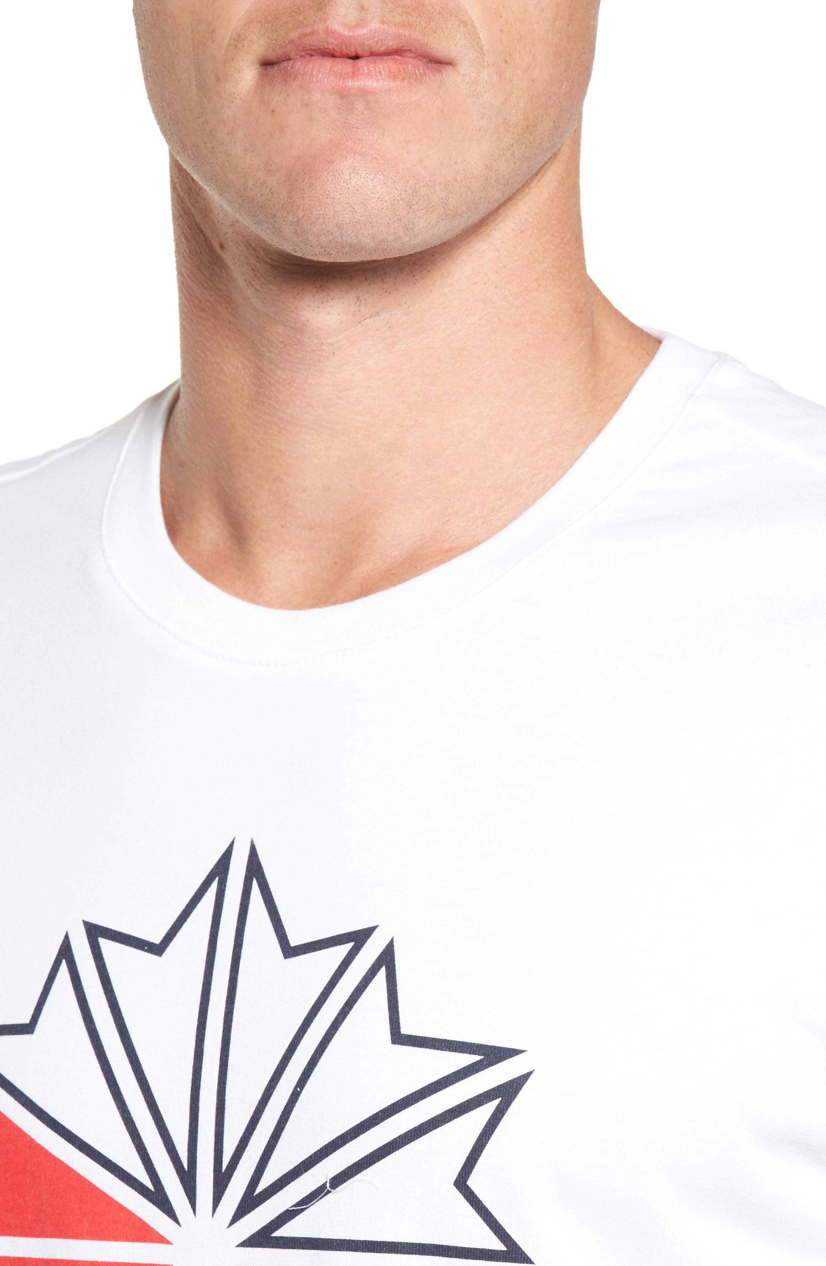 Alternate Image 4  - Reebok Classics Graphic T-Shirt