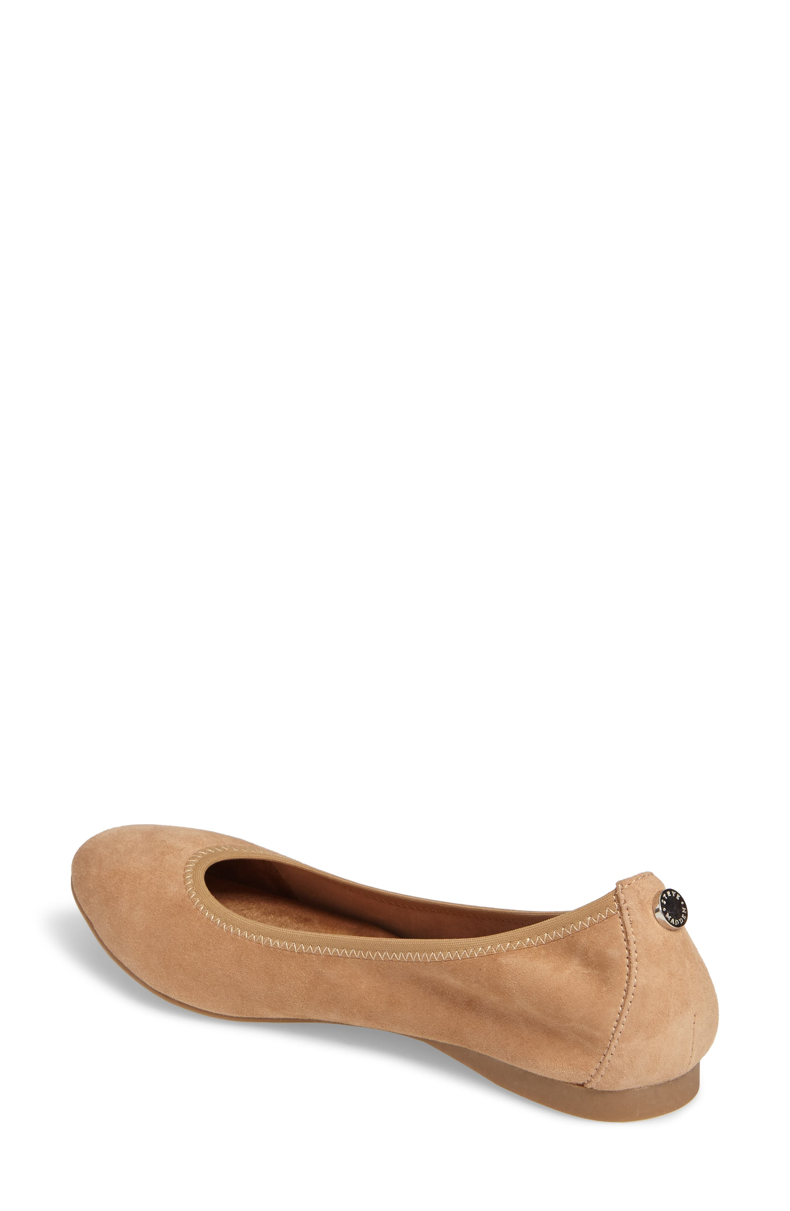 Alternate Image 2  - Steve Madden Bonnie Ballet Flat (Women)