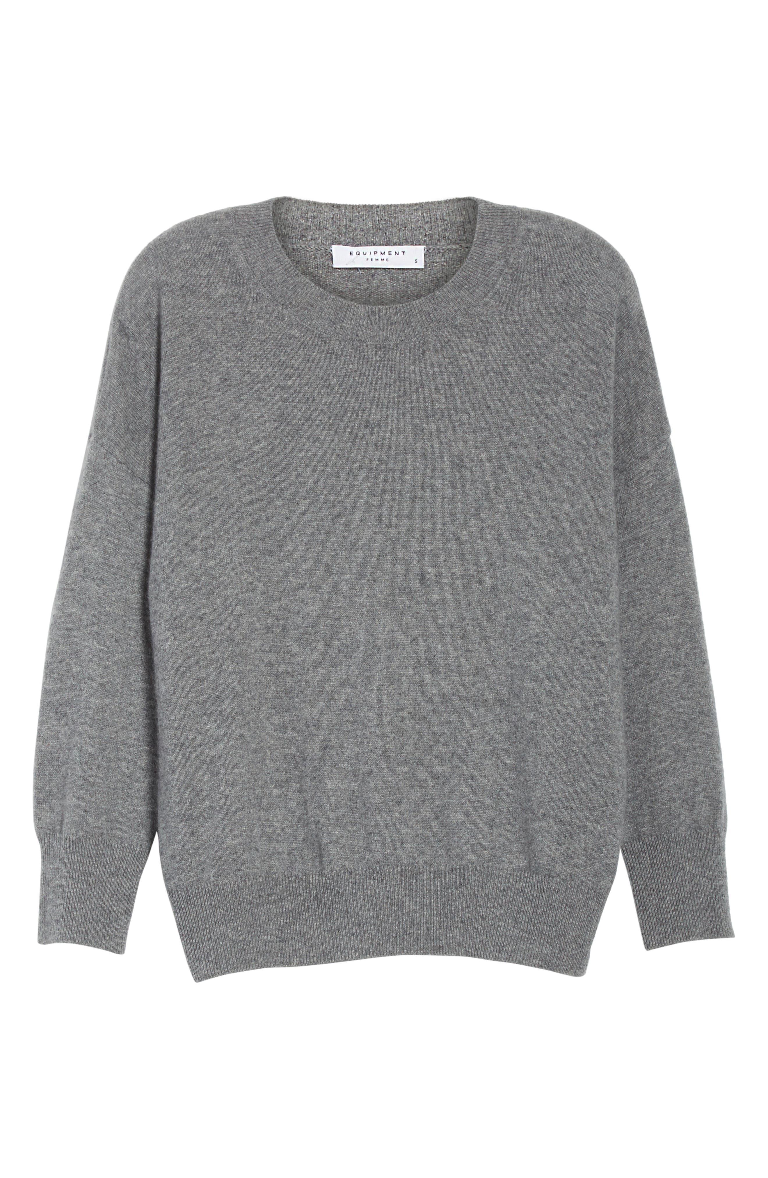 Alternate Image 6  - Equipment Melanie Cashmere Sweater