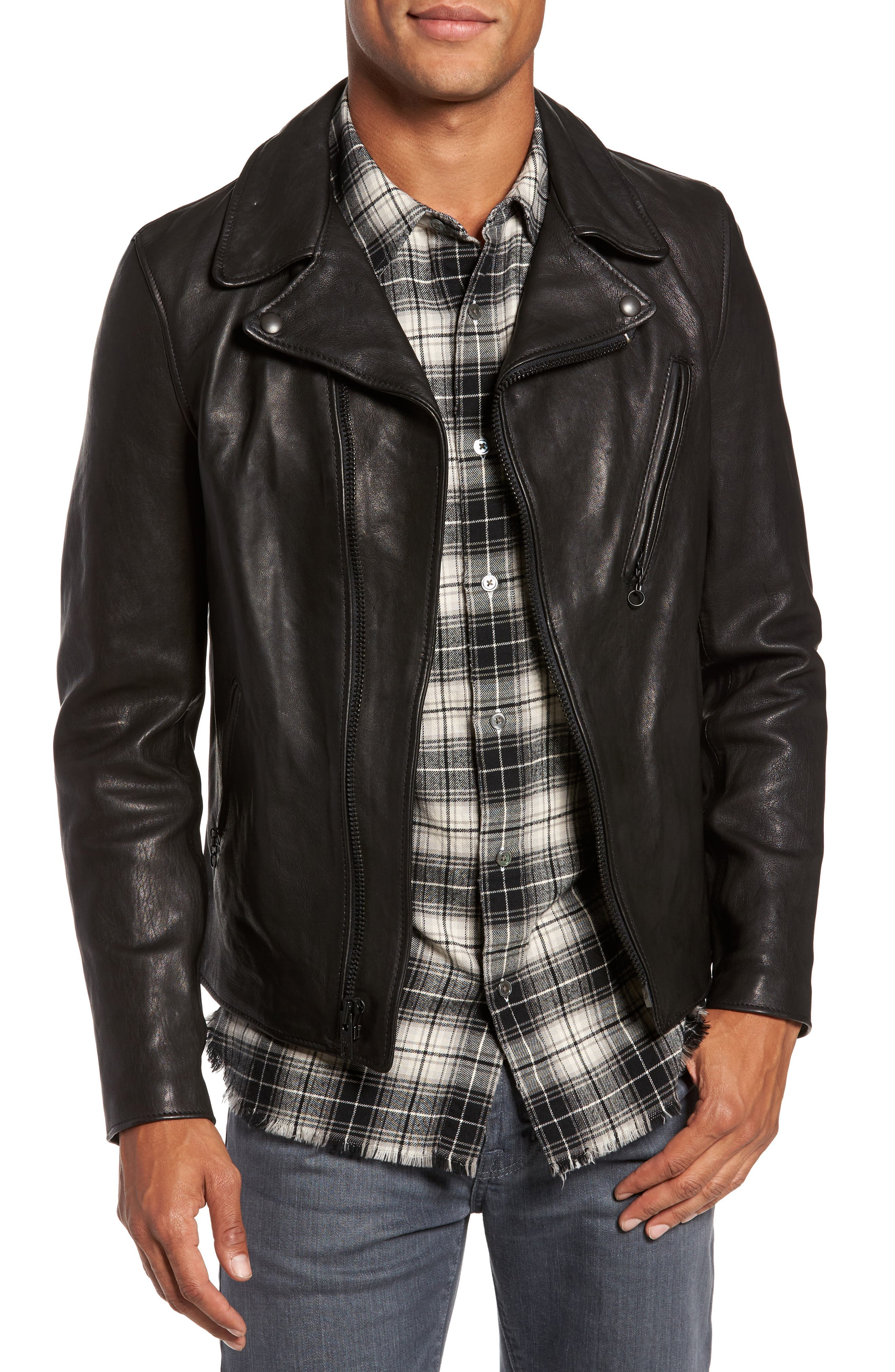 Schott NYC Perfecto Brand Leather Jacket