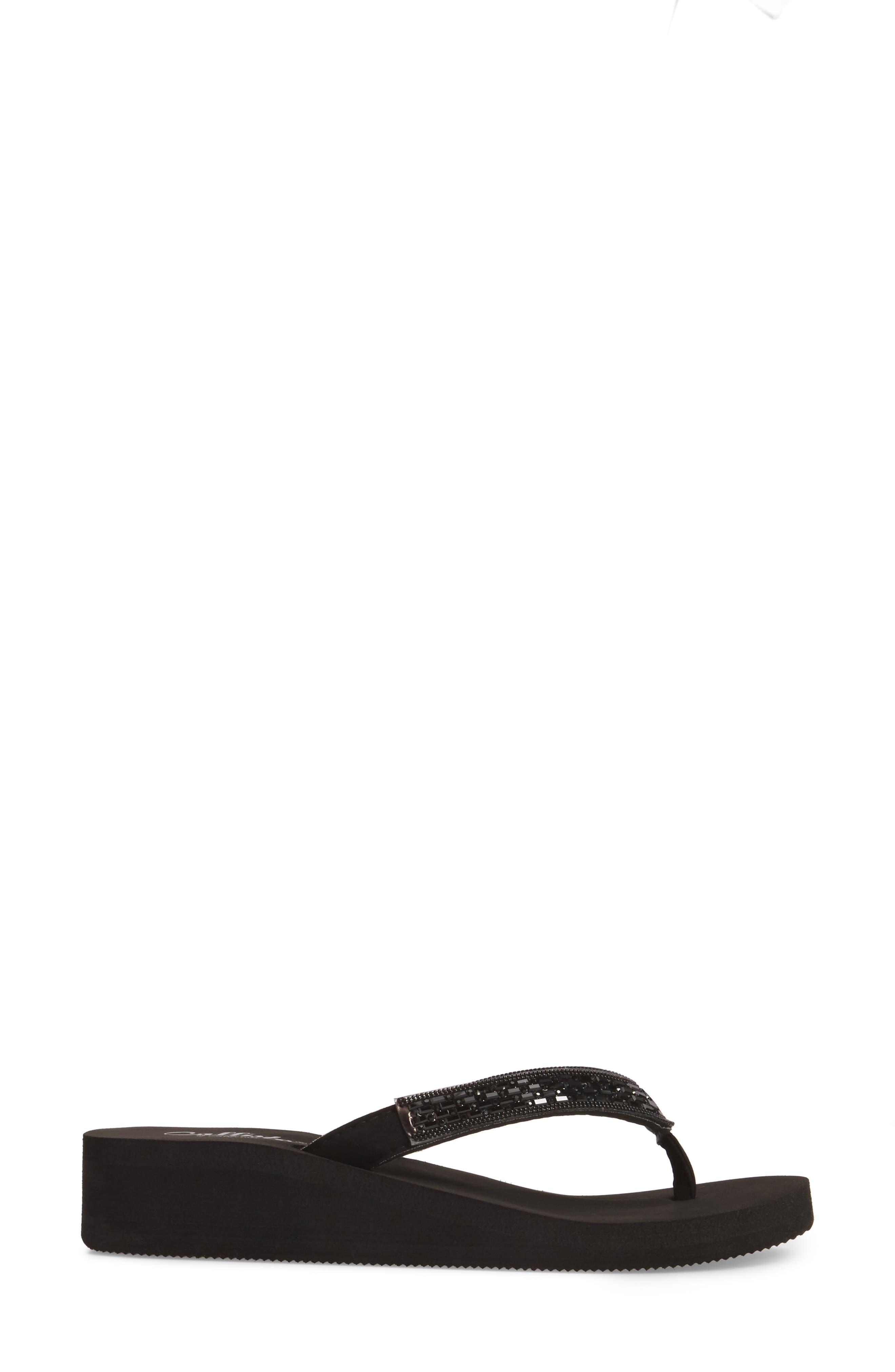 Alternate Image 3  - Callisto Zealand Flip Flop (Women)