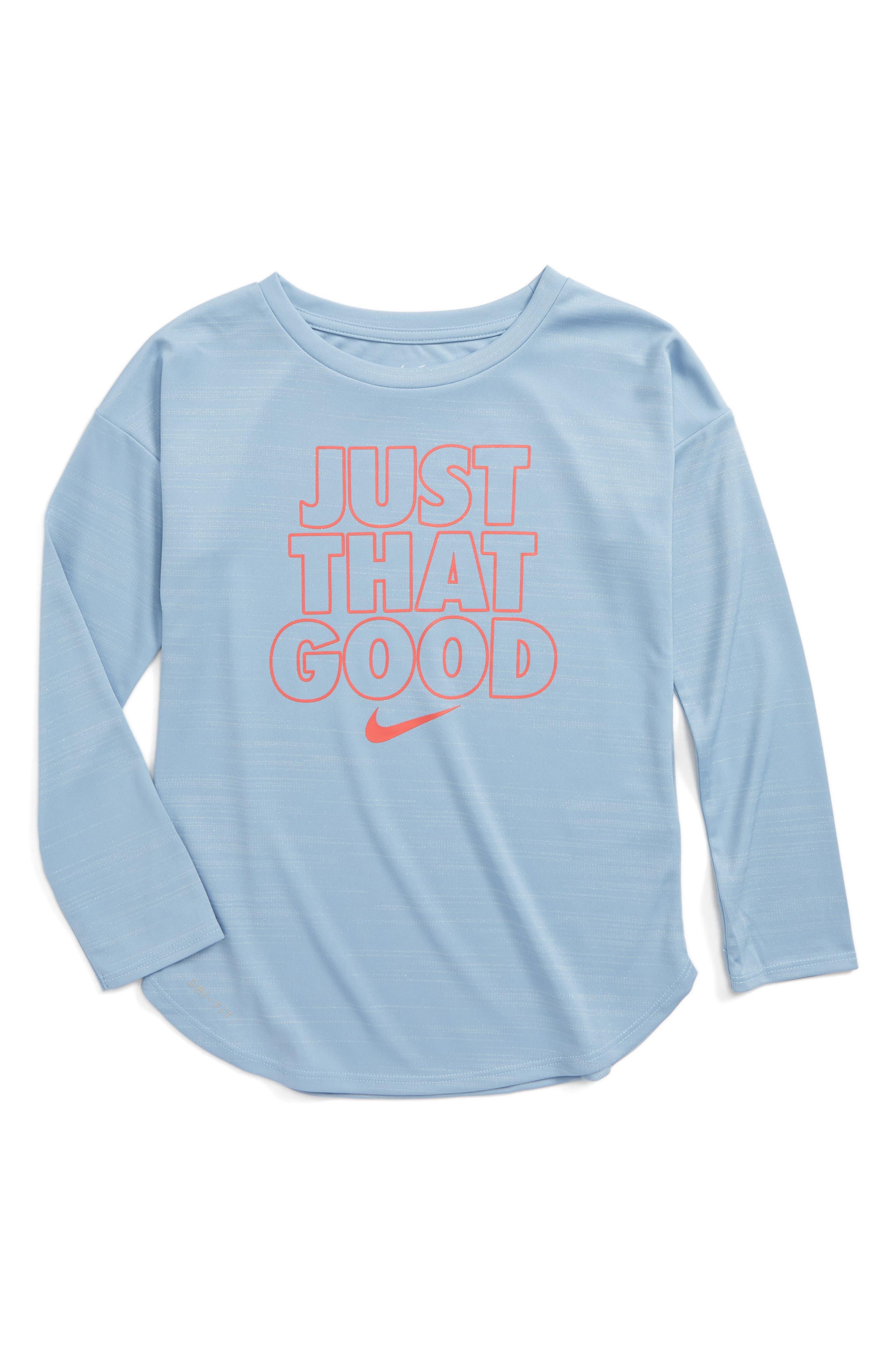Nike I Have Arrived Tee (Toddler Girls & Little Girls)