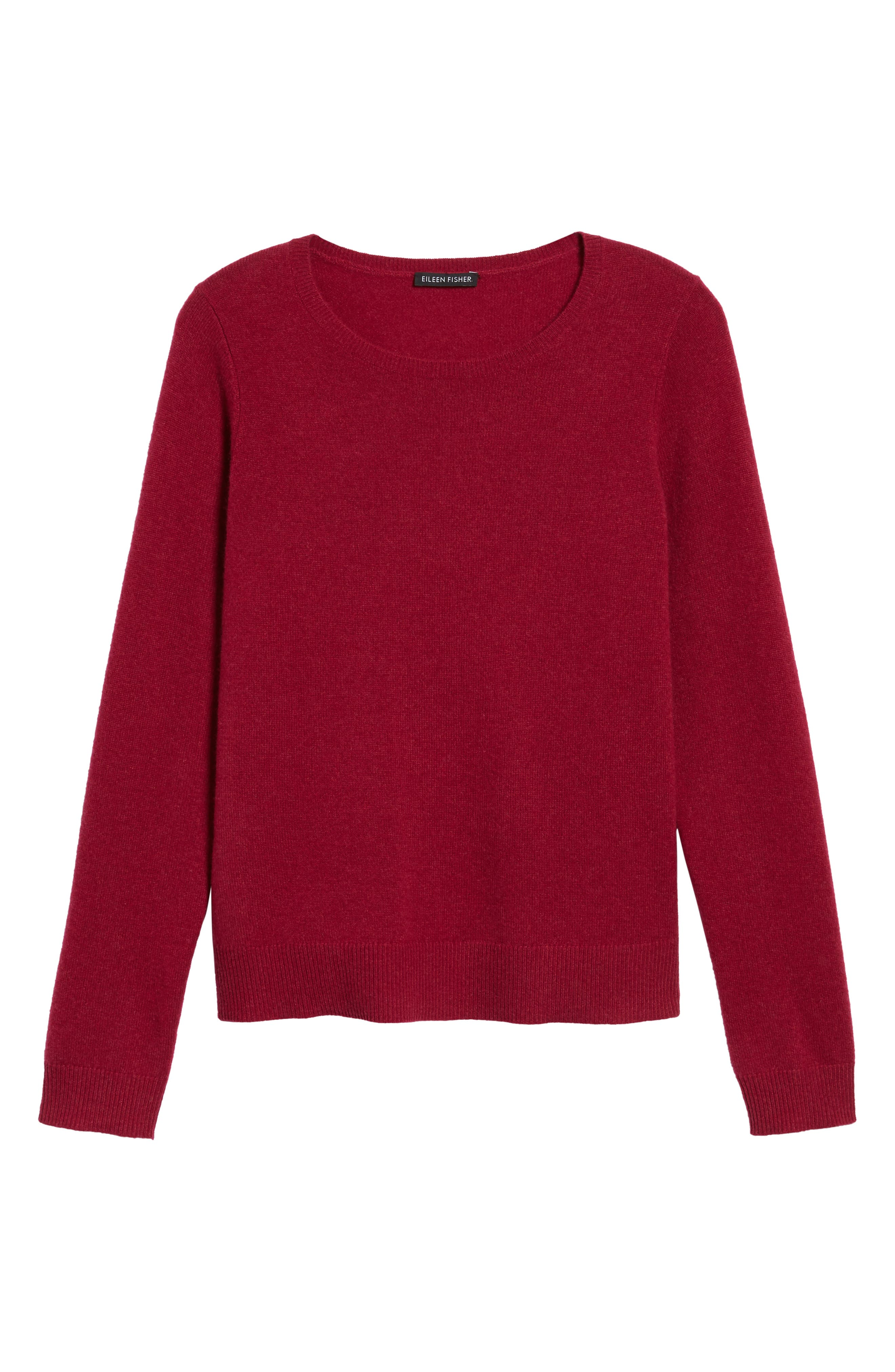 Alternate Image 6  - Eileen Fisher Cashmere Sweater