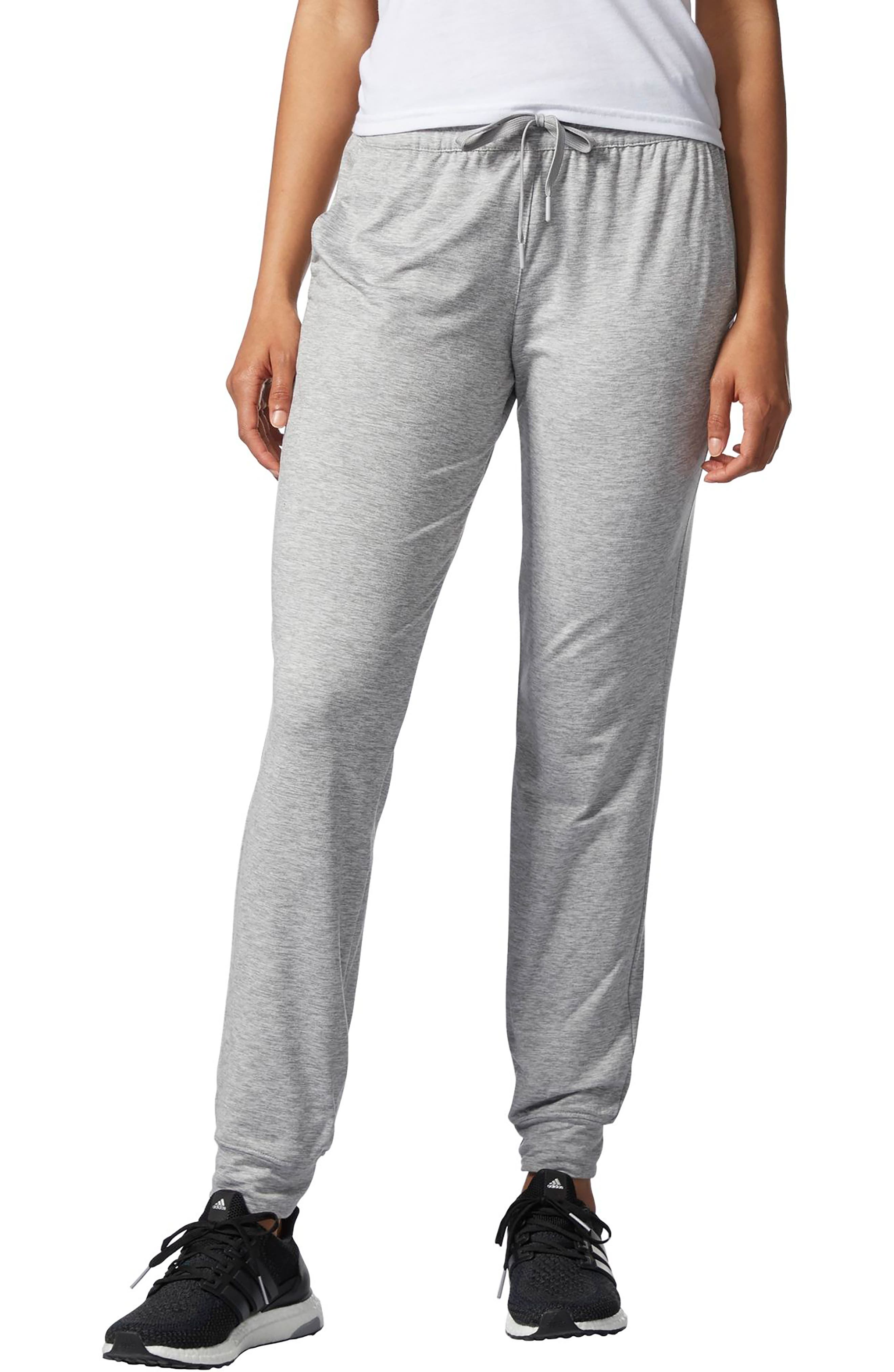 Sport ID Tapered Sweatpants,                         Main,                         color, Medium Grey Heather
