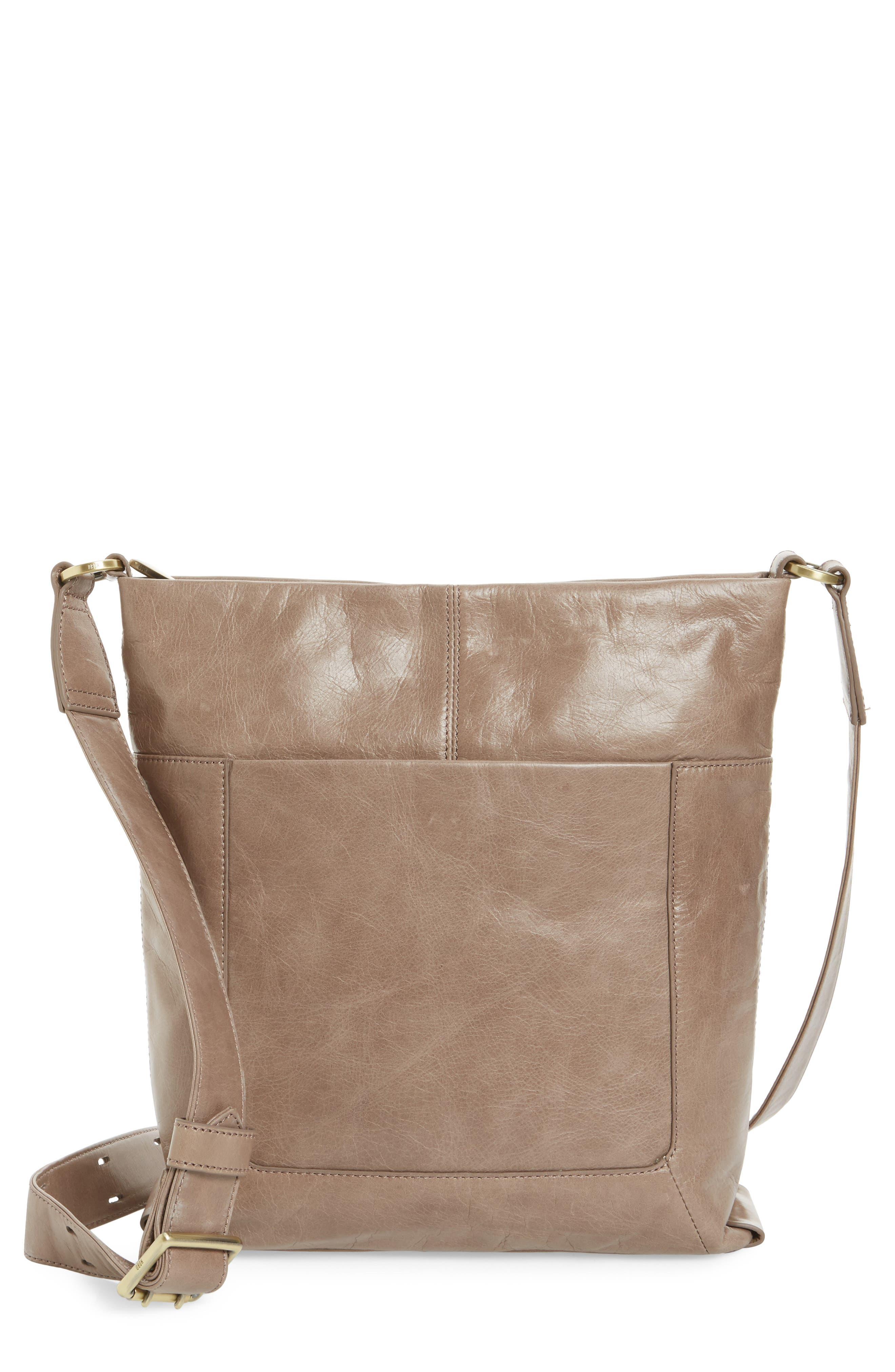 HOBO Reghan Leather Crossbody Bag
