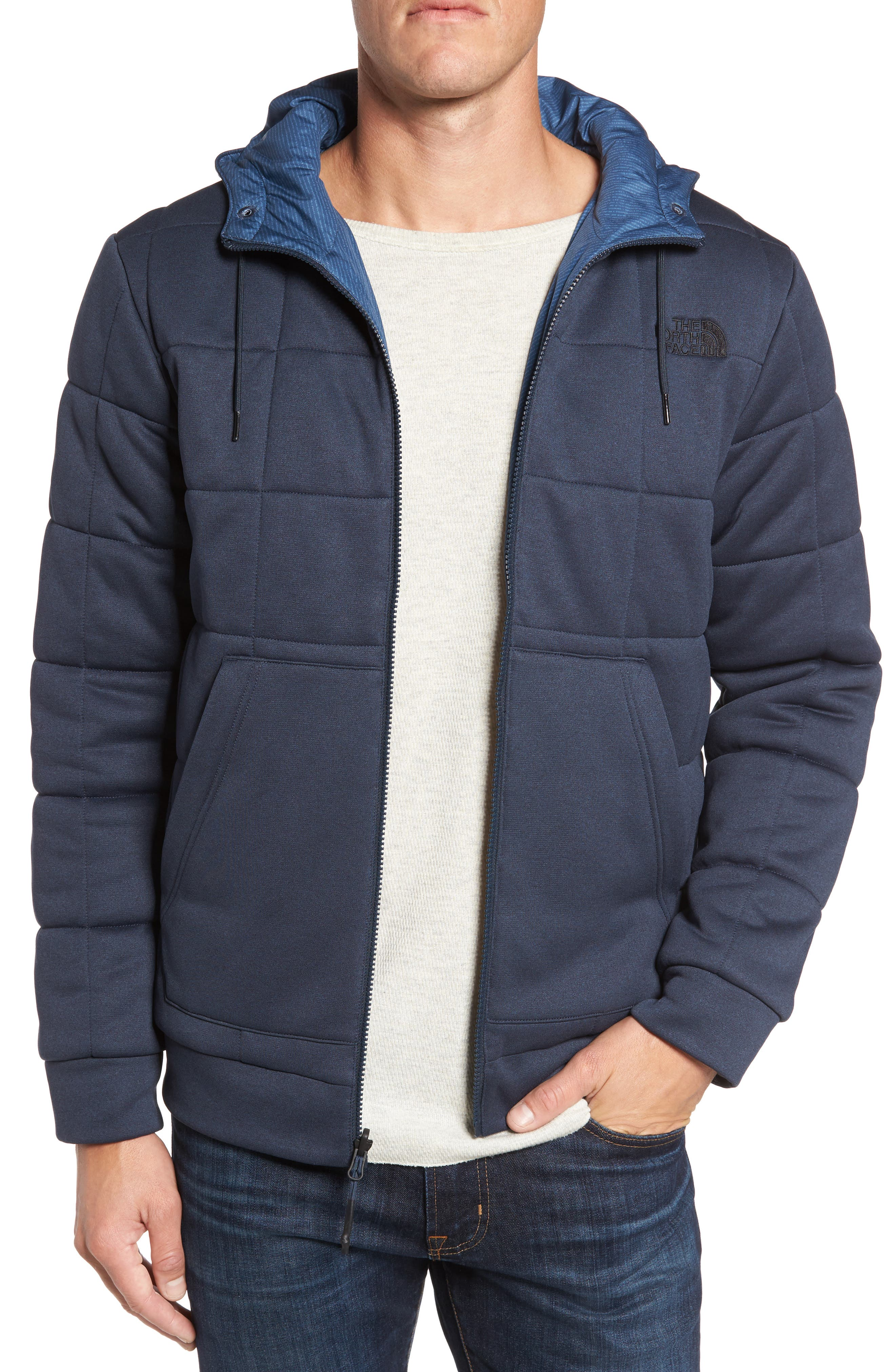 Alternate Image 1 Selected - The North Face Kingston IV Reversible ThermoBall Jacket