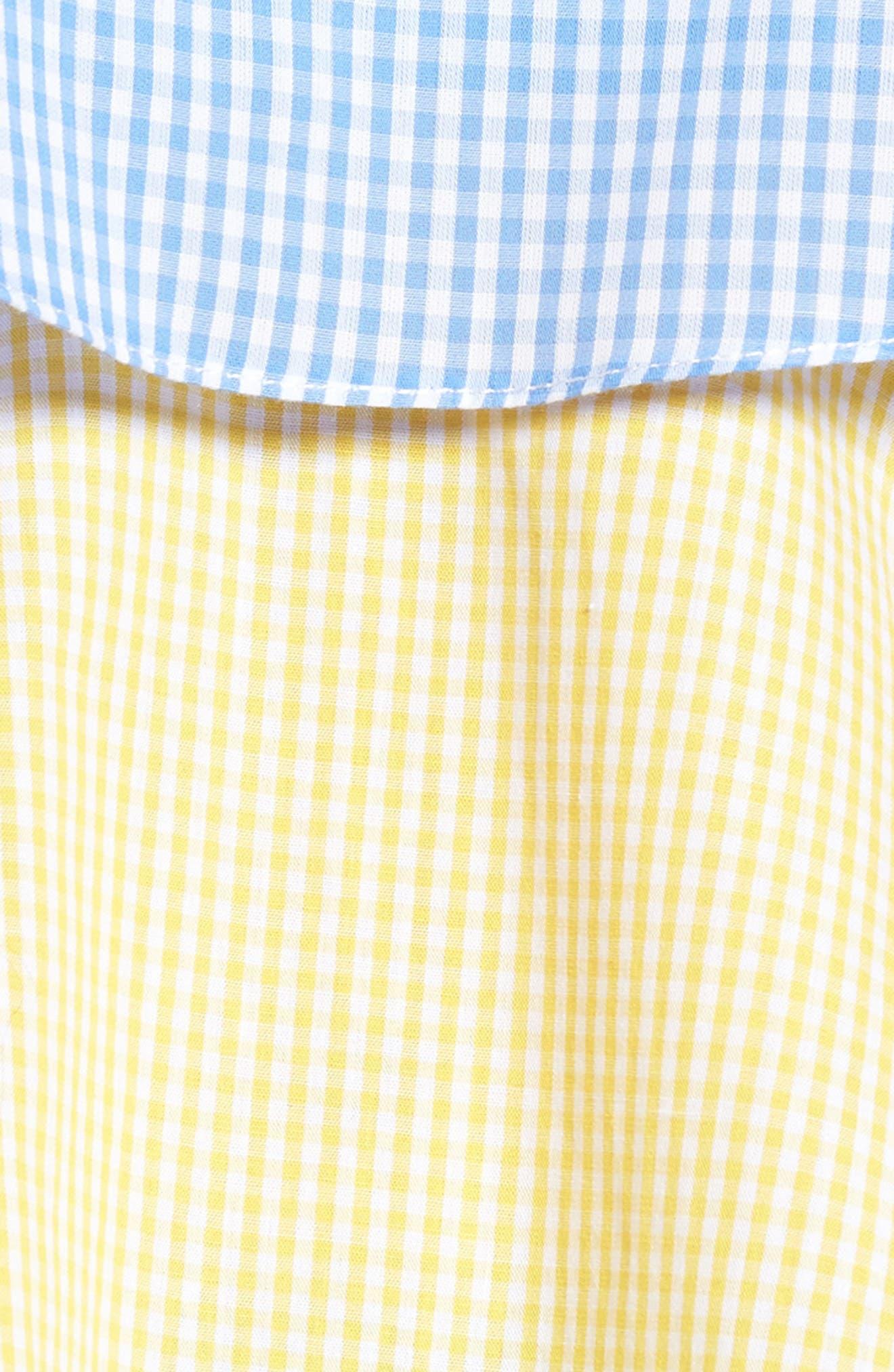 Alternate Image 5  - StyleKeepers The Virgo Ruffle Top