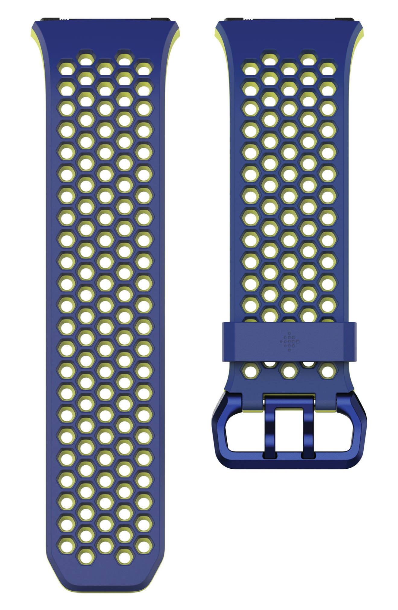 FITBIT Ionic Accessory Band in Blue Yellow