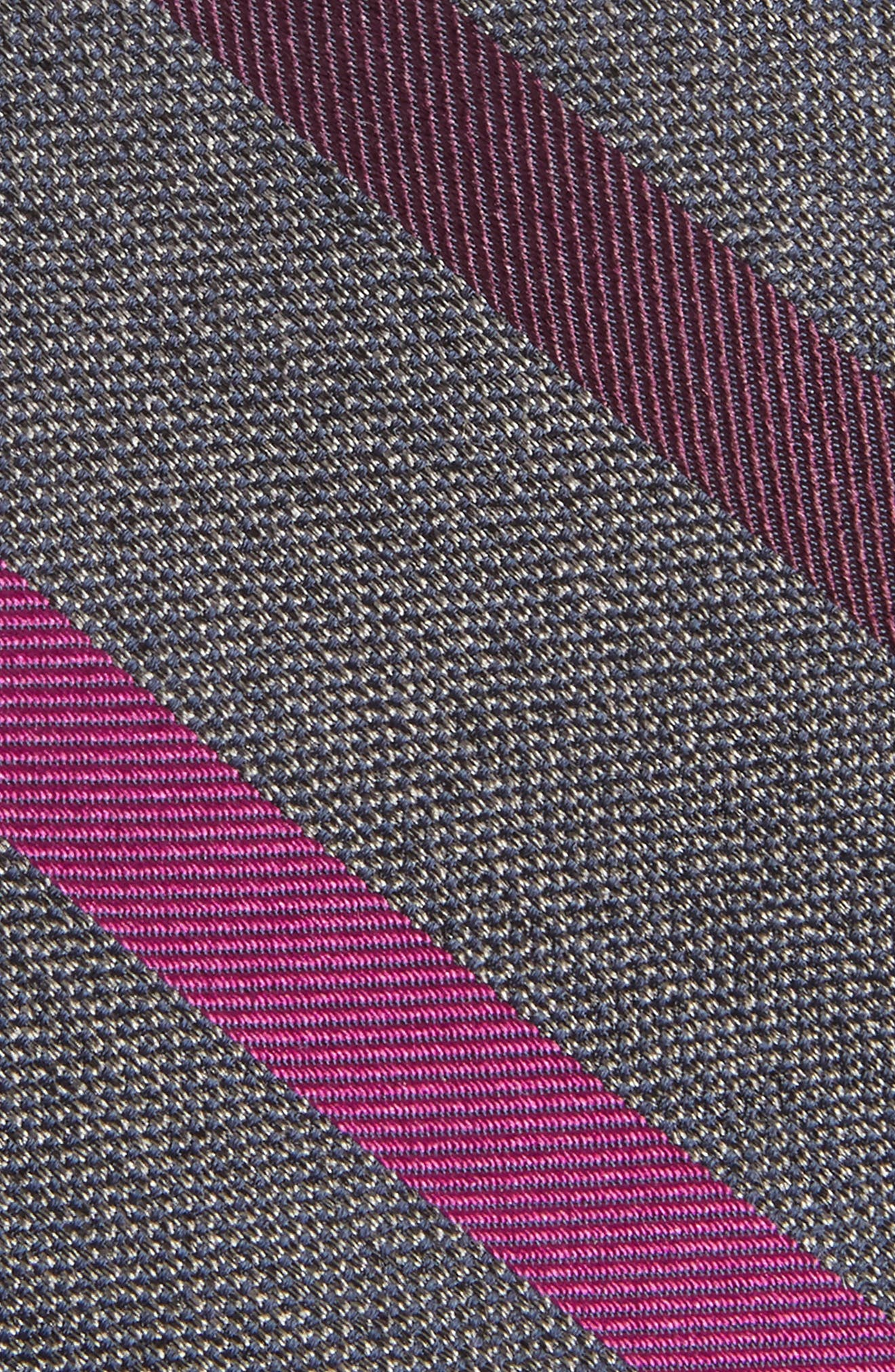 Alternate Image 2  - Bonobos Stripe Silk Tie