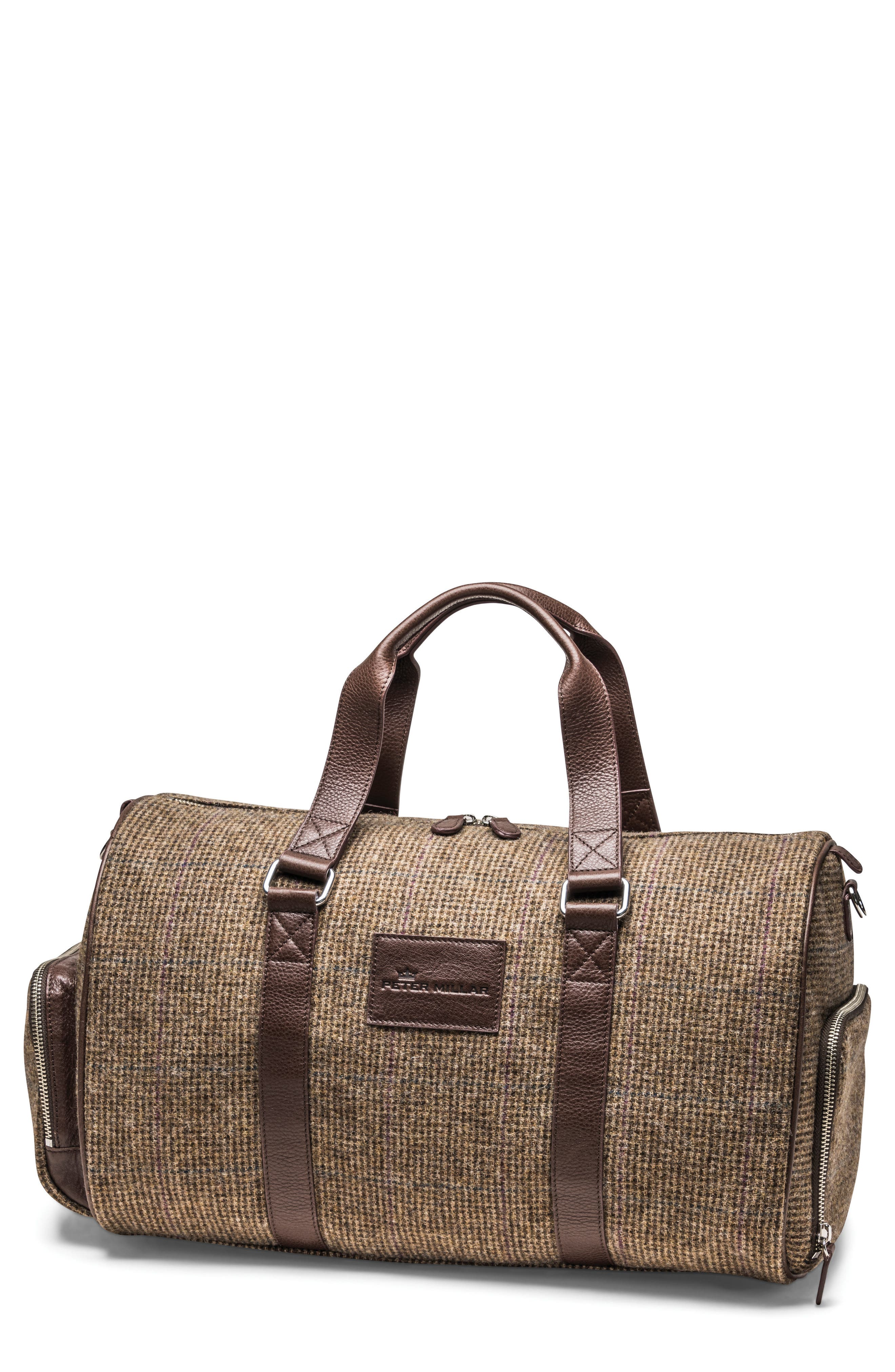 Mountainside Day Duffel Bag,                         Main,                         color, Tweed