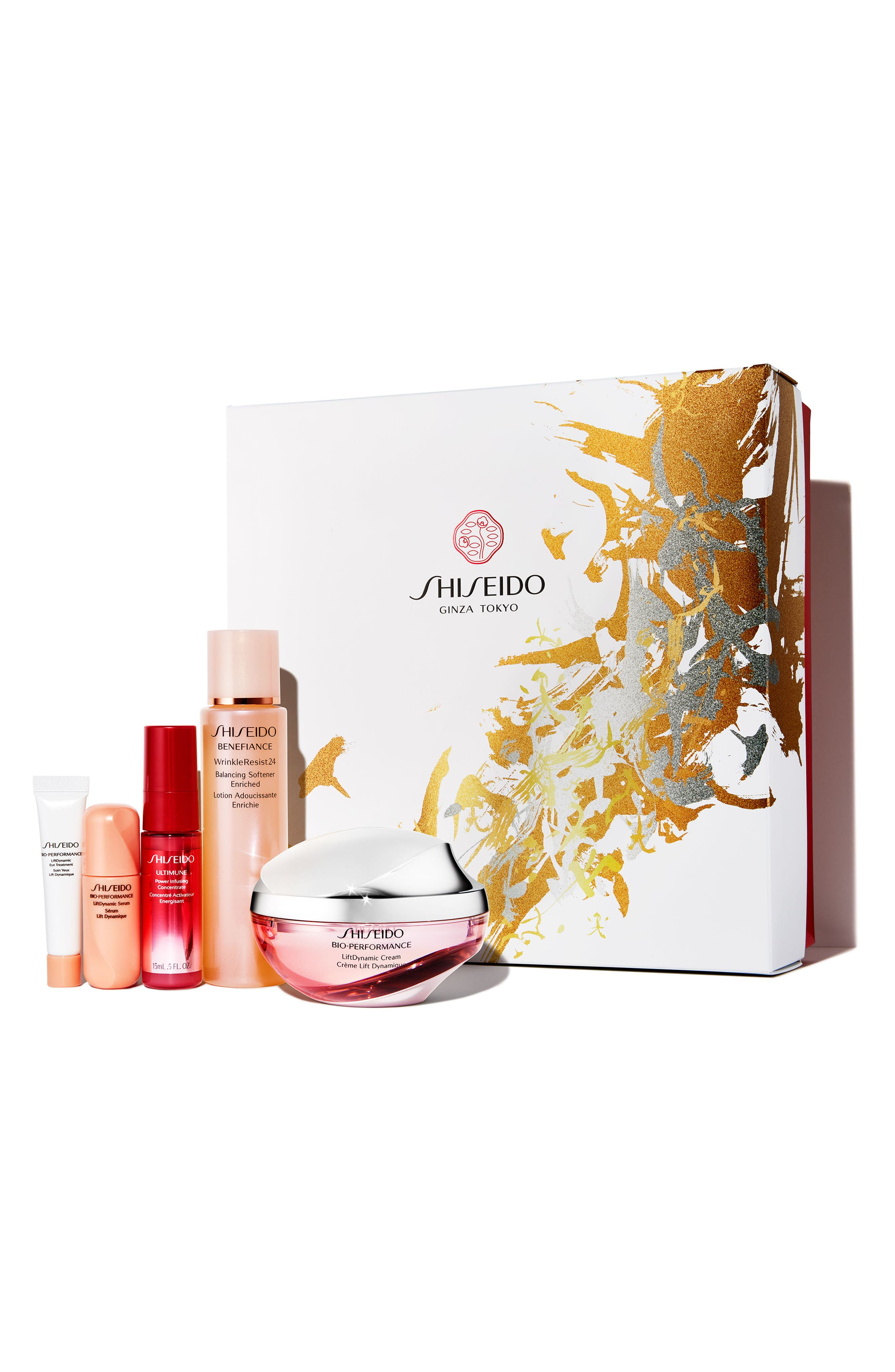 Main Image - Shiseido Super Sculpting Collection ($234 Value)